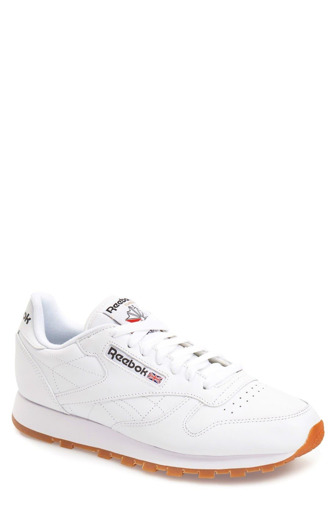 Reebok Classic Leather Sneaker (Men)