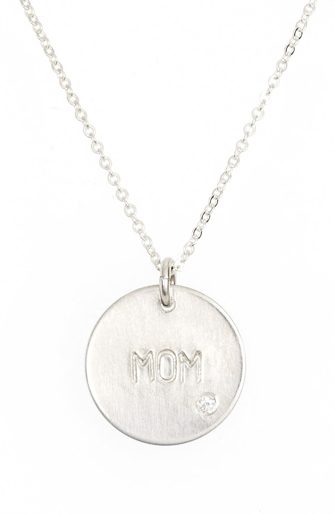 Main Image - Nashelle Diamond Pendant Necklace