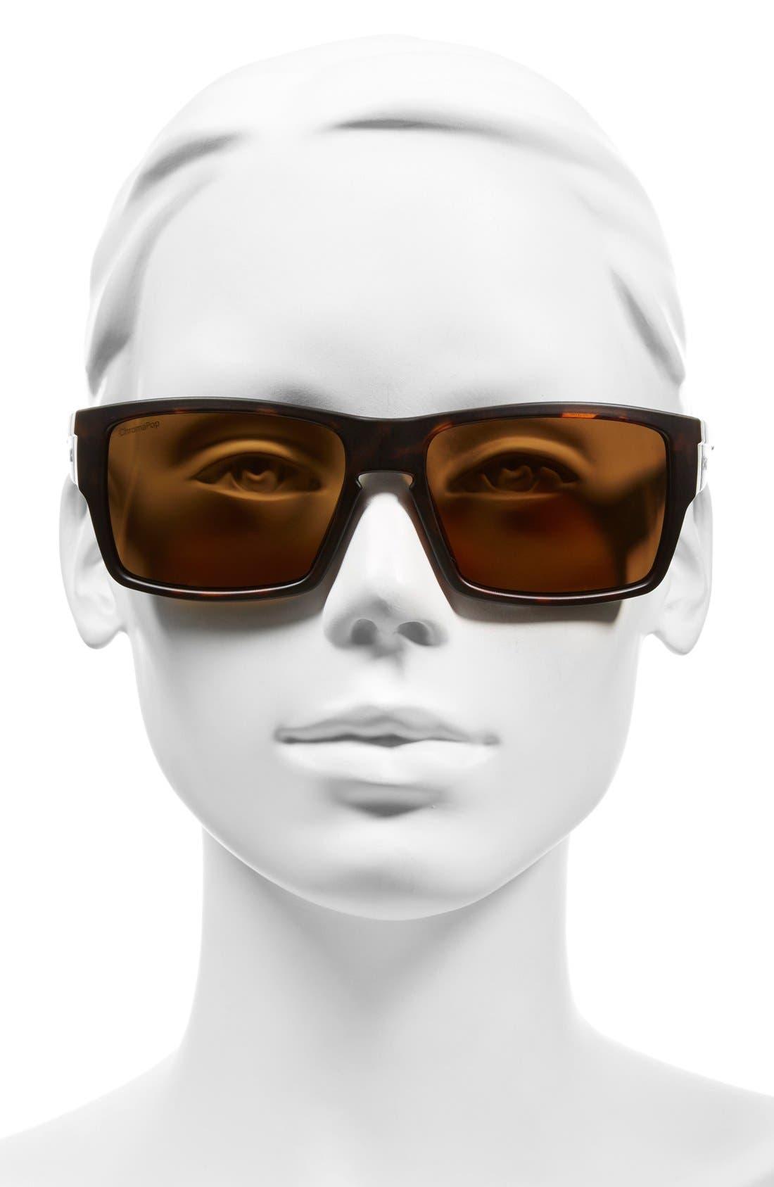 Alternate Image 2  - Smith 'Outlier XL' 56mm Polarized Sunglasses