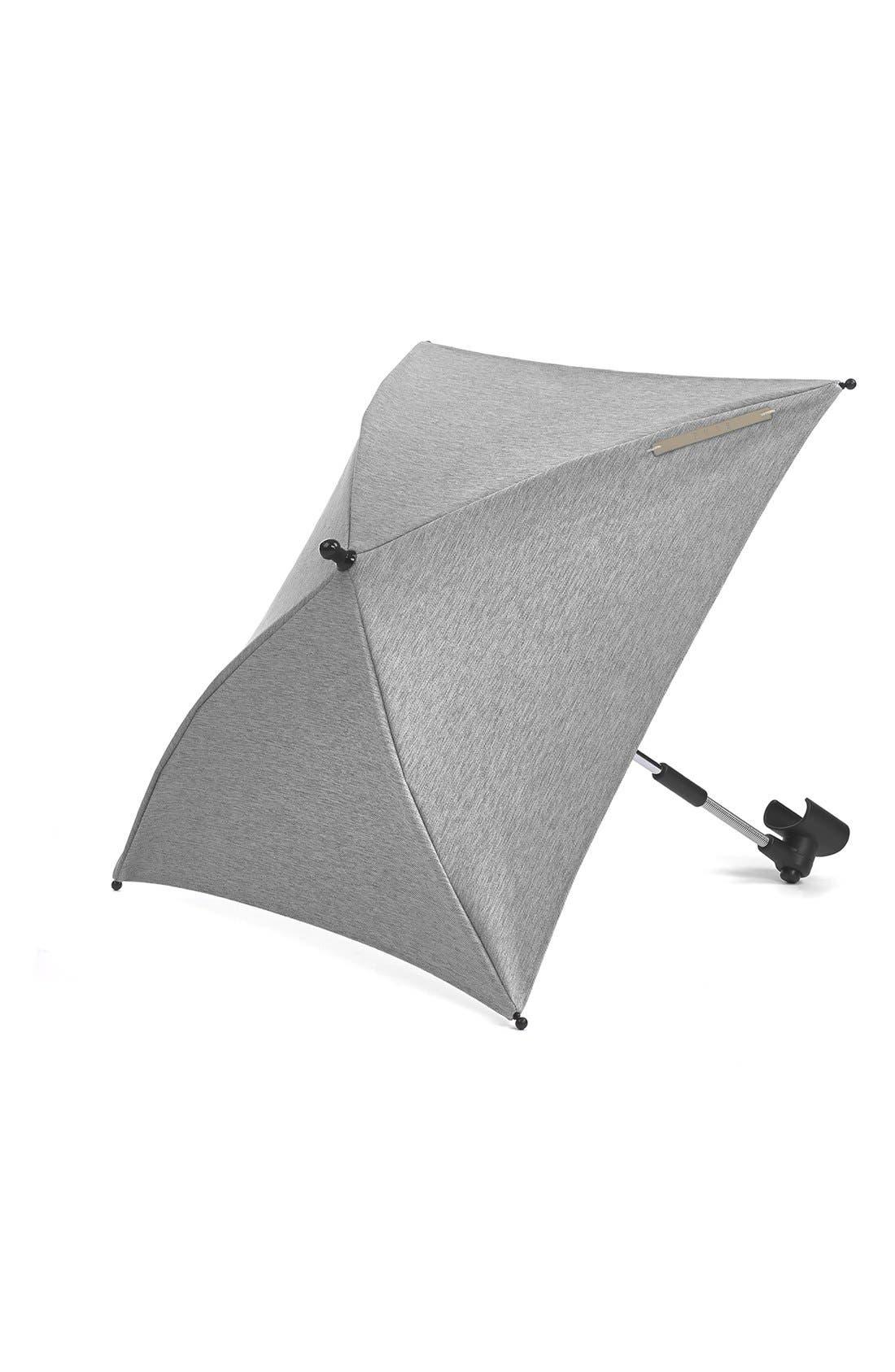 'Igo - Pure Fog' Stroller Umbrella,                         Main,                         color, Grey