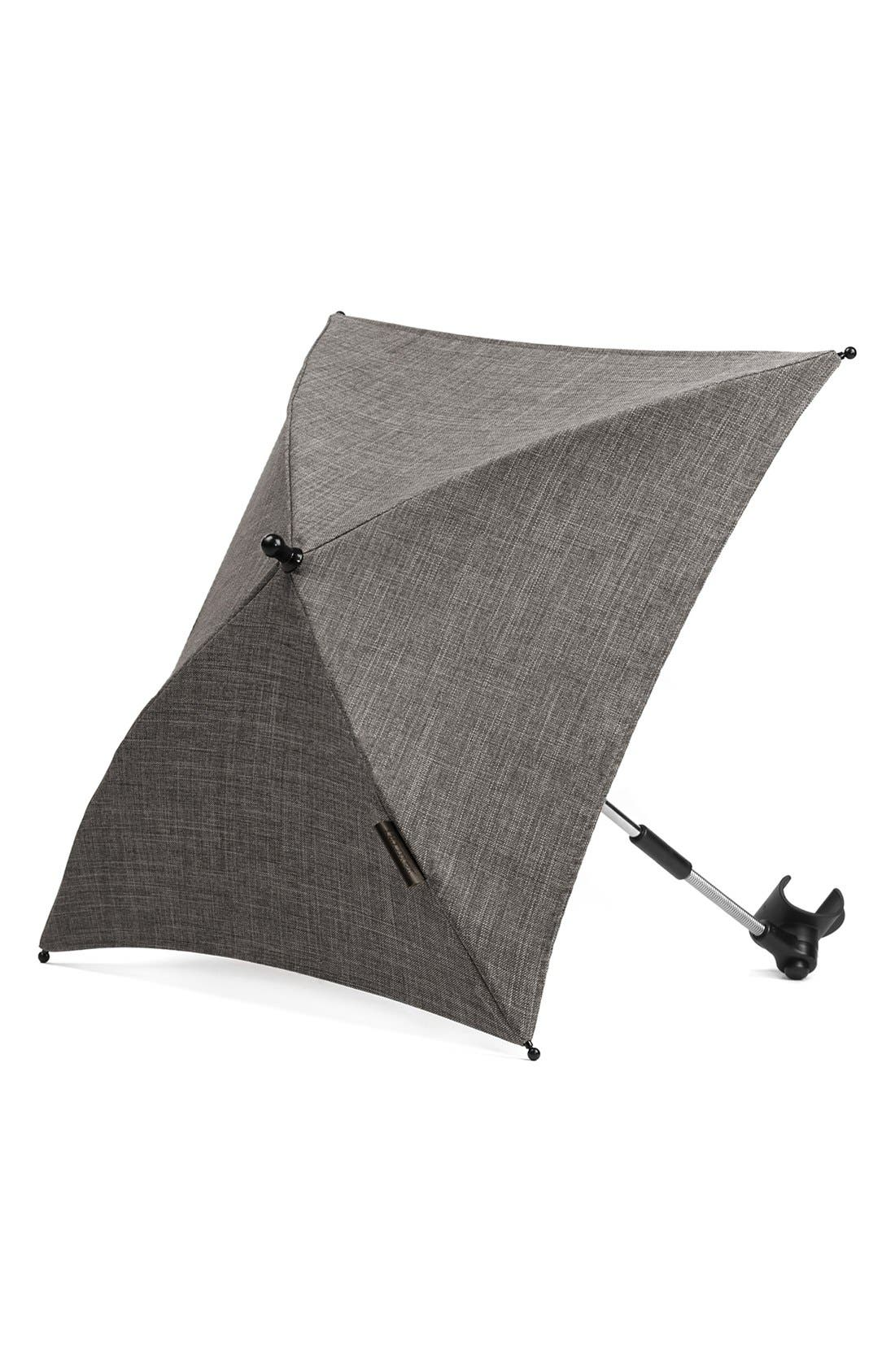'Igo - Farmer Earth' Stroller Umbrella,                             Main thumbnail 1, color,                             Brown