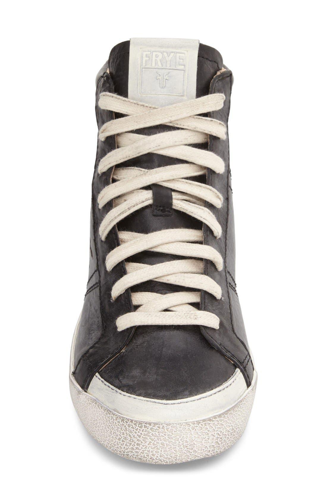 Alternate Image 3  - Frye 'Dylan' High Top Sneaker (Women)