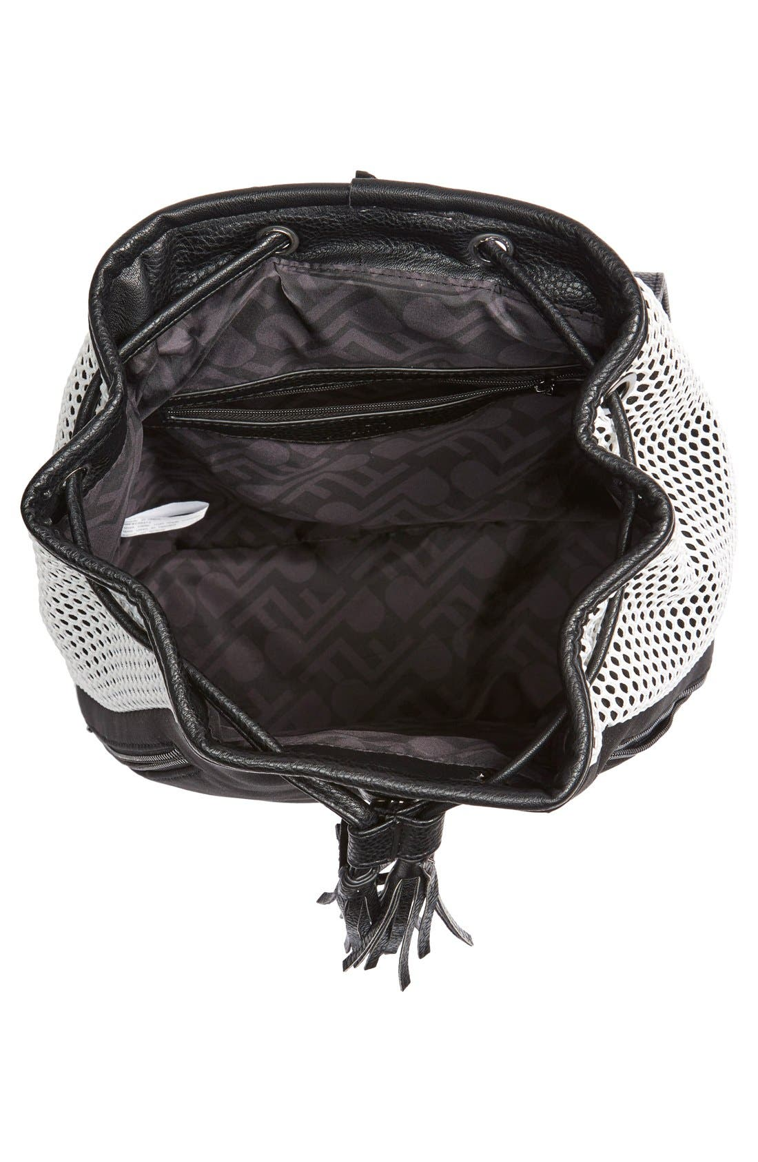 Alternate Image 4  - POVERTY FLATS by rian Mesh Backpack