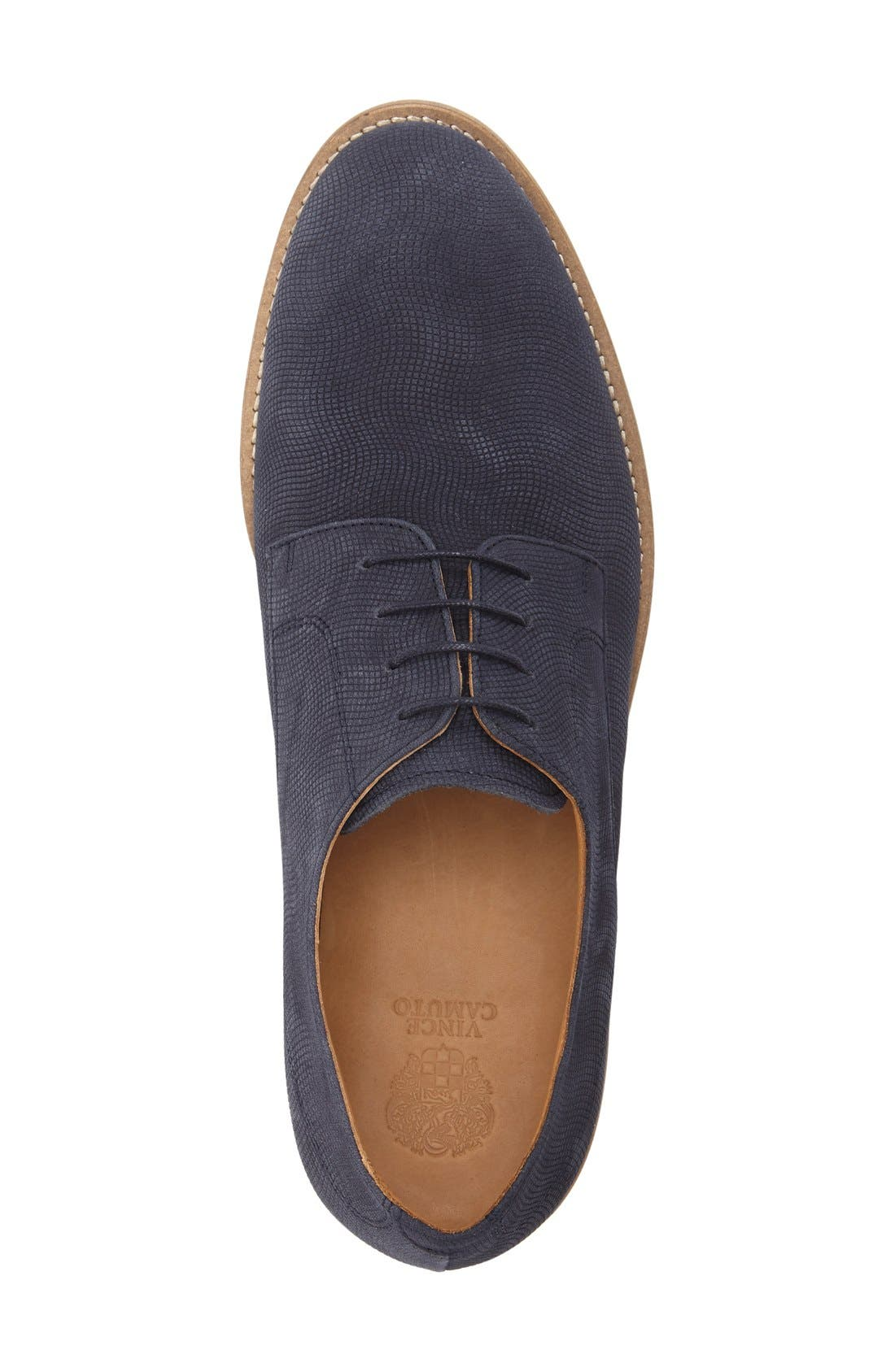 Alternate Image 3  - Vince Camuto 'Apexx' Nubuck Derby (Men)