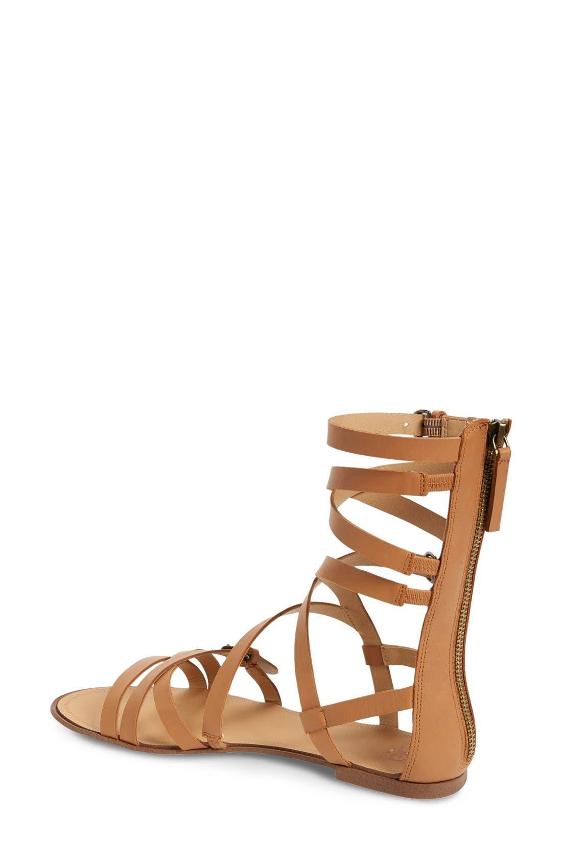 Alternate Image 2  - Joe's 'Teddy' Gladiator Sandal (Women)
