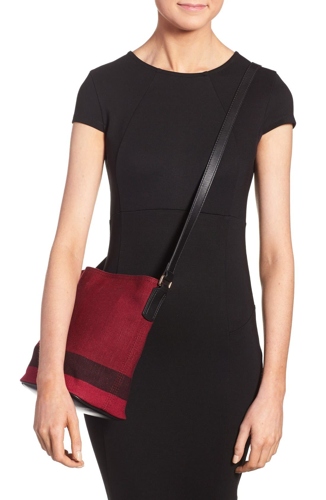 Alternate Image 2  - Burberry 'Mini Ashby' Bucket Bag