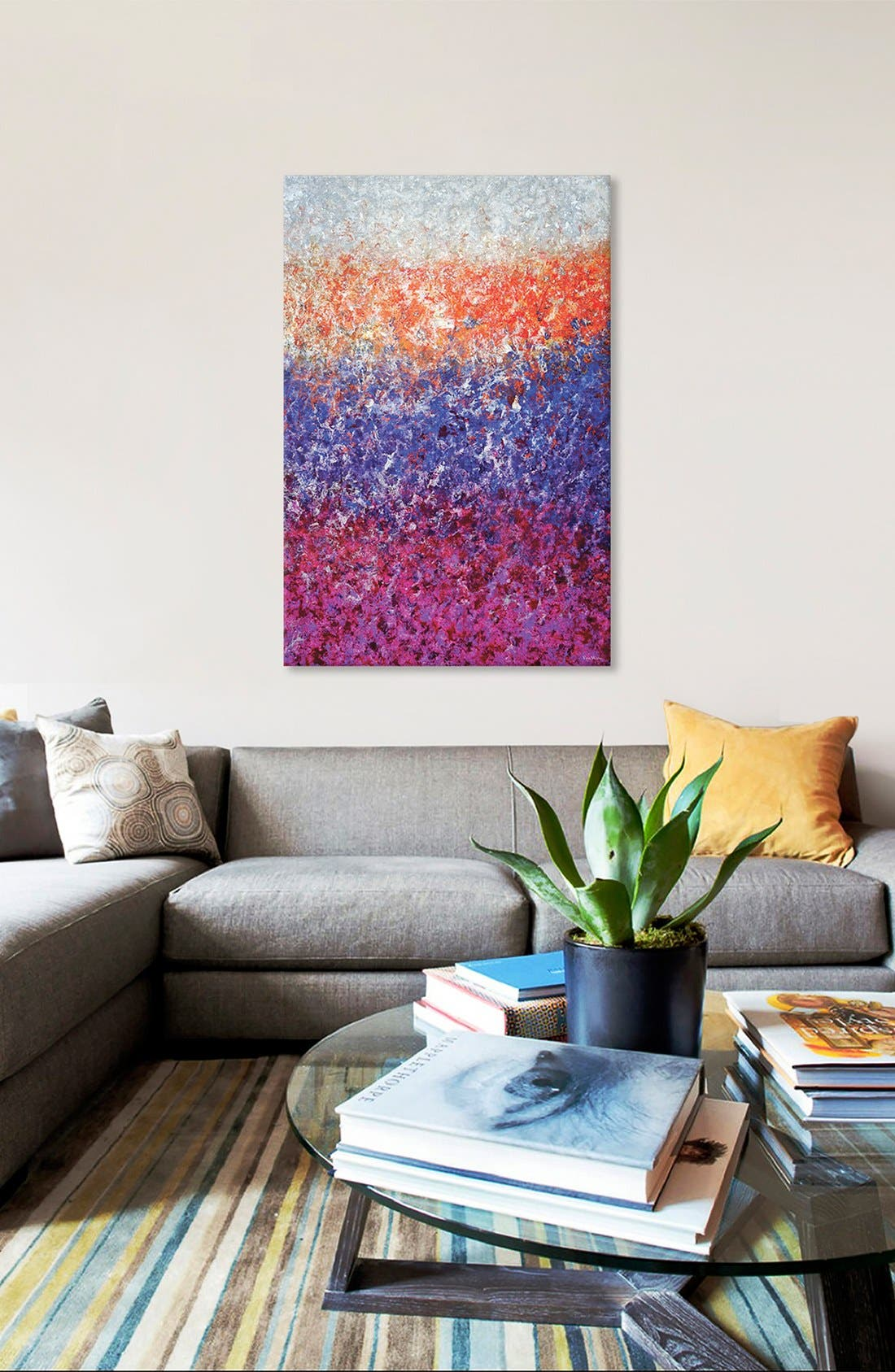Alternate Image 2  - iCanvas 'Dying Light' Giclée Print Canvas Art