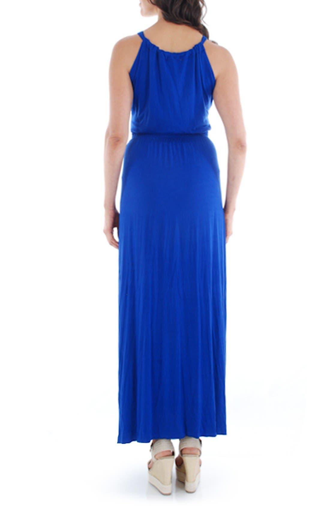 Alternate Image 2  - Everly Grey 'Harmony' Maternity Maxi Dress