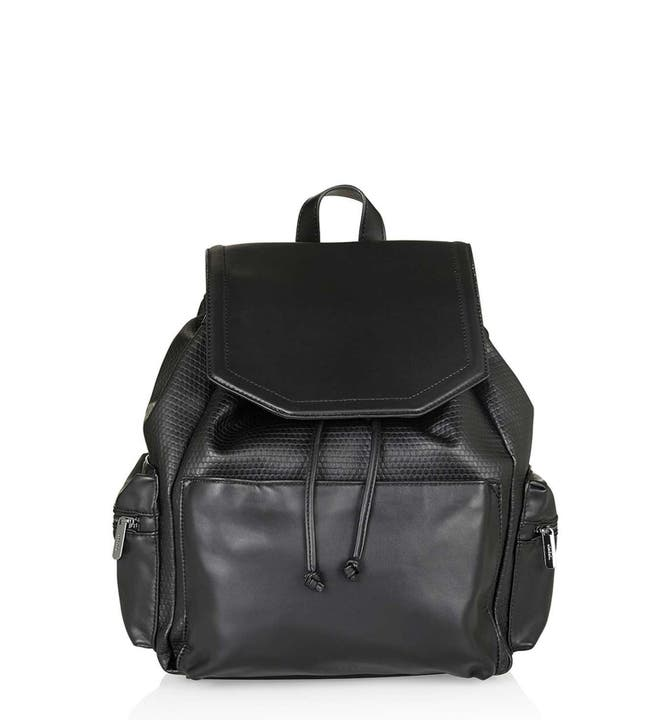 Topshop Textured Faux Leather Backpack | Nordstrom