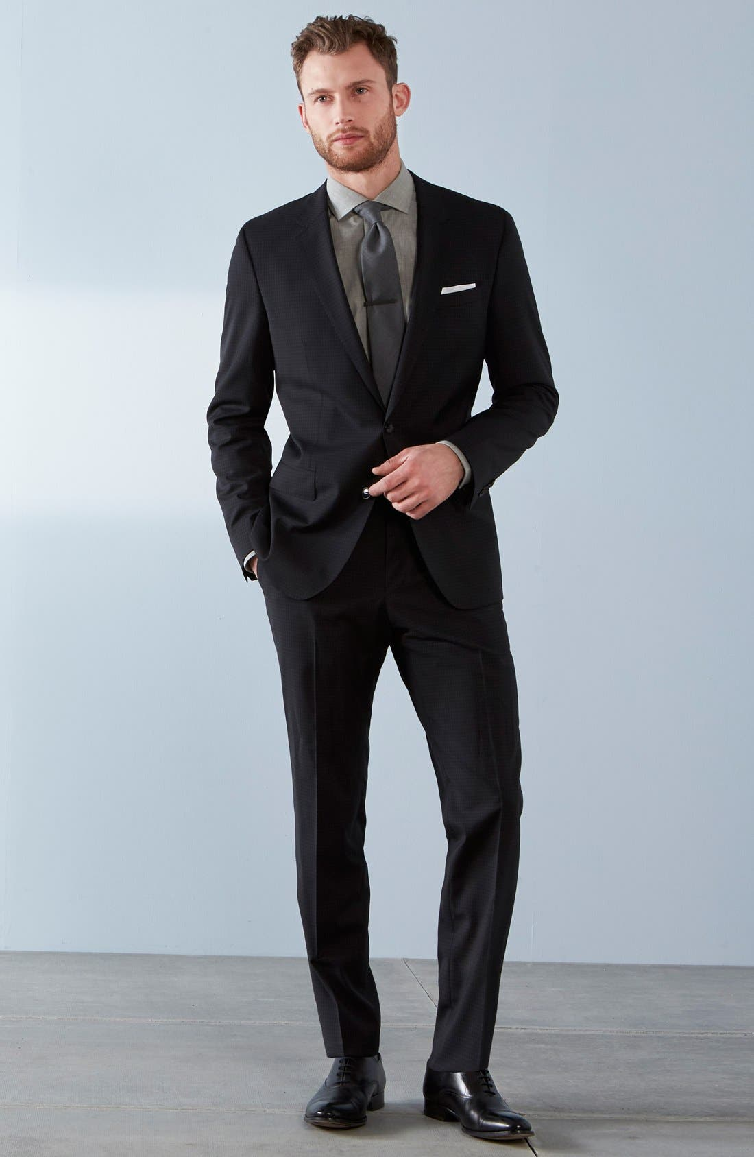 Alternate Image 6  - To Boot New York Brandon Cap Toe Oxford (Nordstrom Exclusive) (Men)
