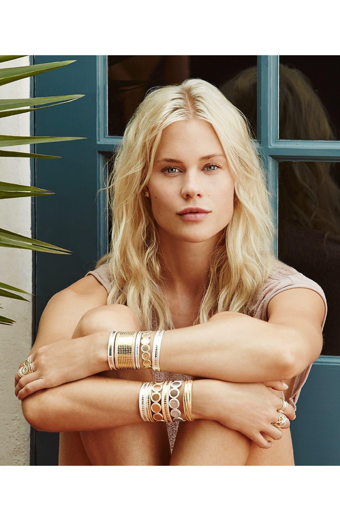 Alternate Image 2  - Anna Beck 'Gili' Skinny Cuff Bracelet