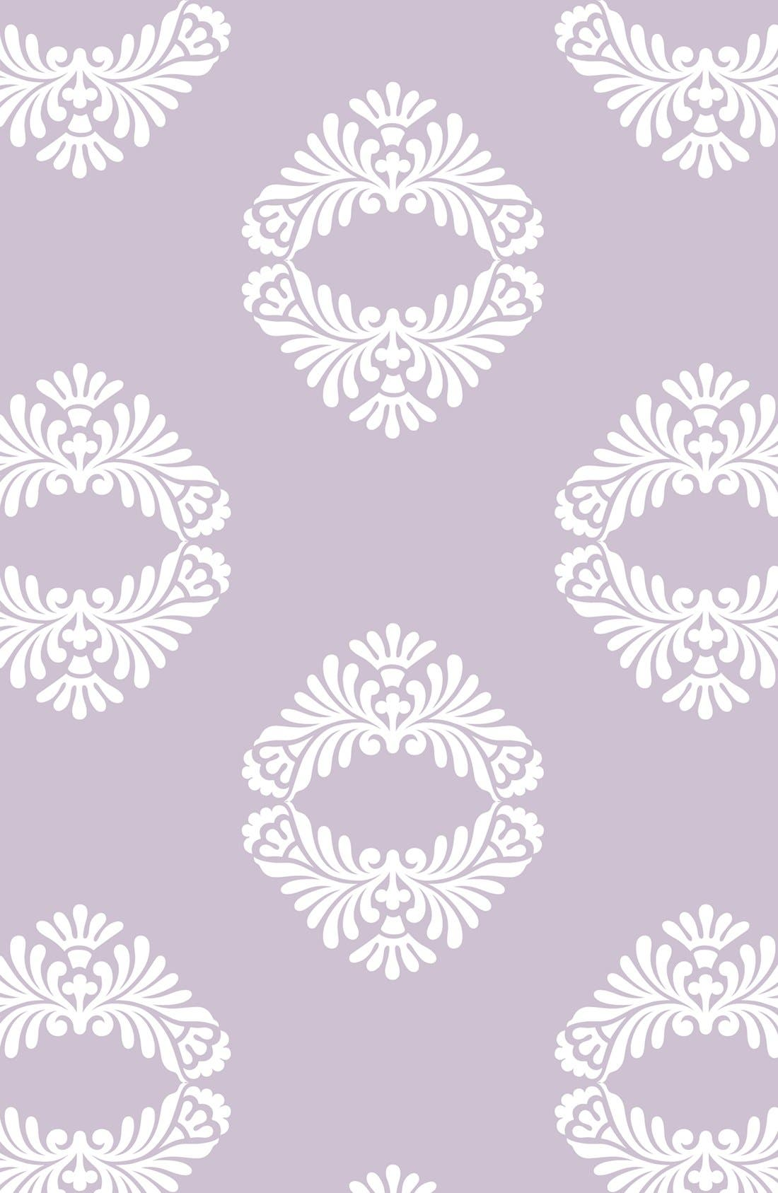 Nursing Pillow,                             Alternate thumbnail 4, color,                             Light Purple/ White