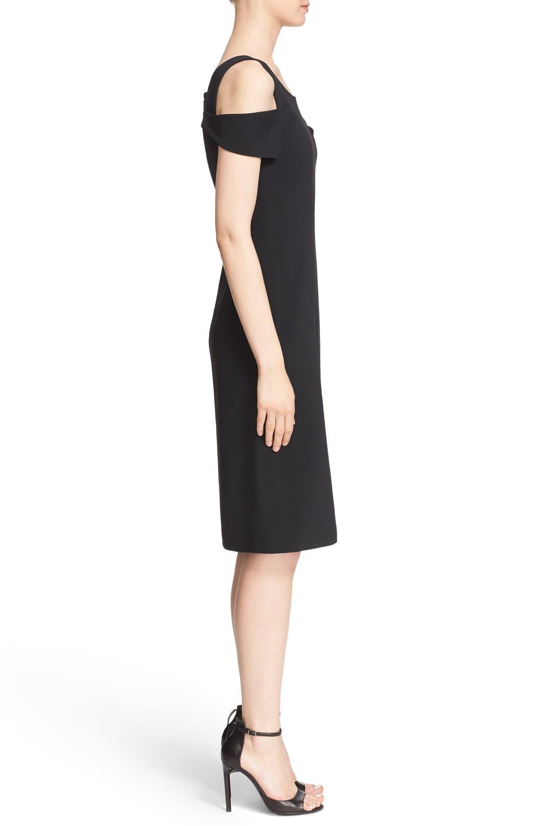 Alternate Image 6  - Christopher Kane Cold Shoulder Dress