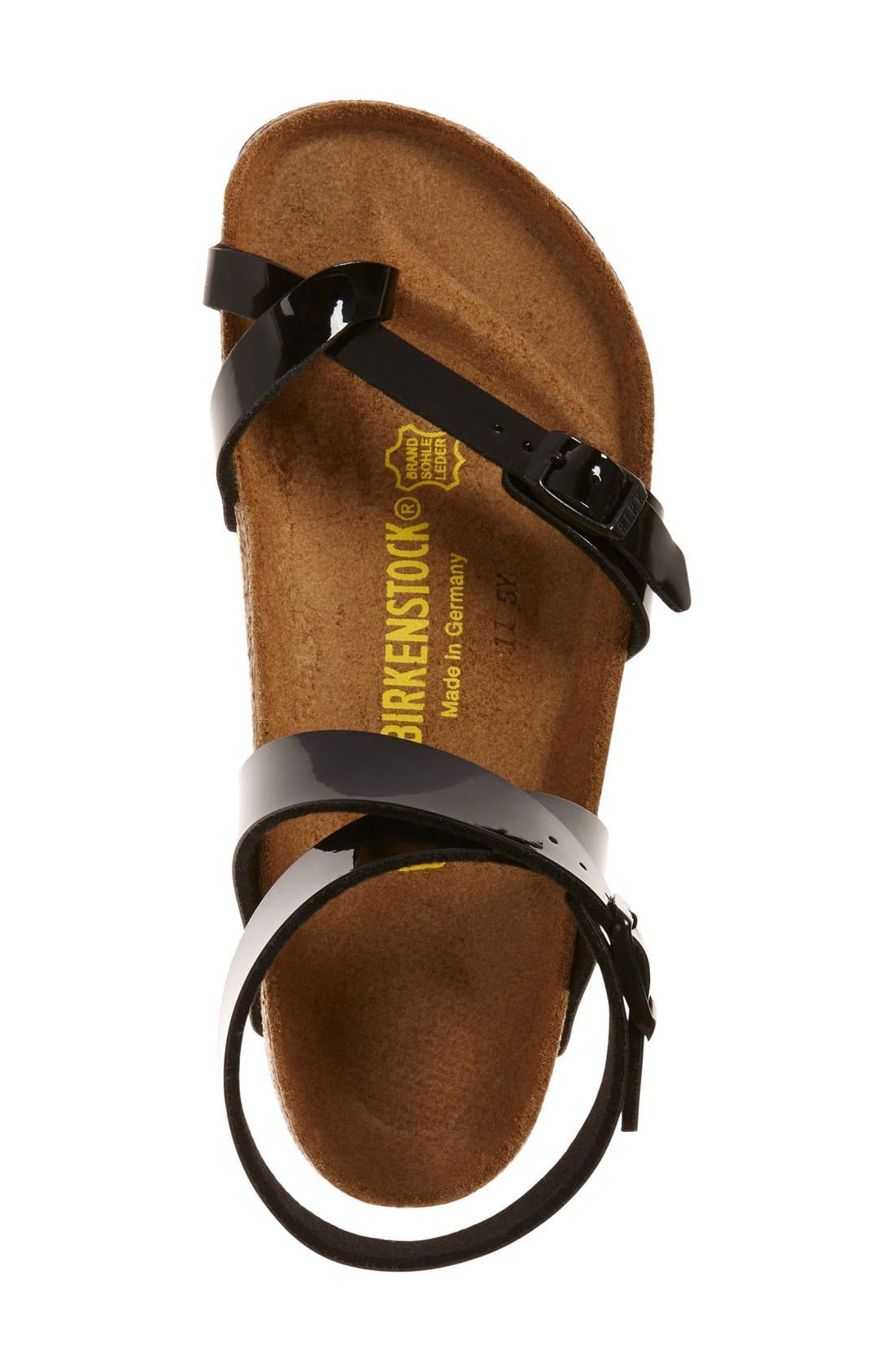 Alternate Image 3  - Birkenstock 'Yara' Birko-Flor™ Ankle Strap Sandal (Women)