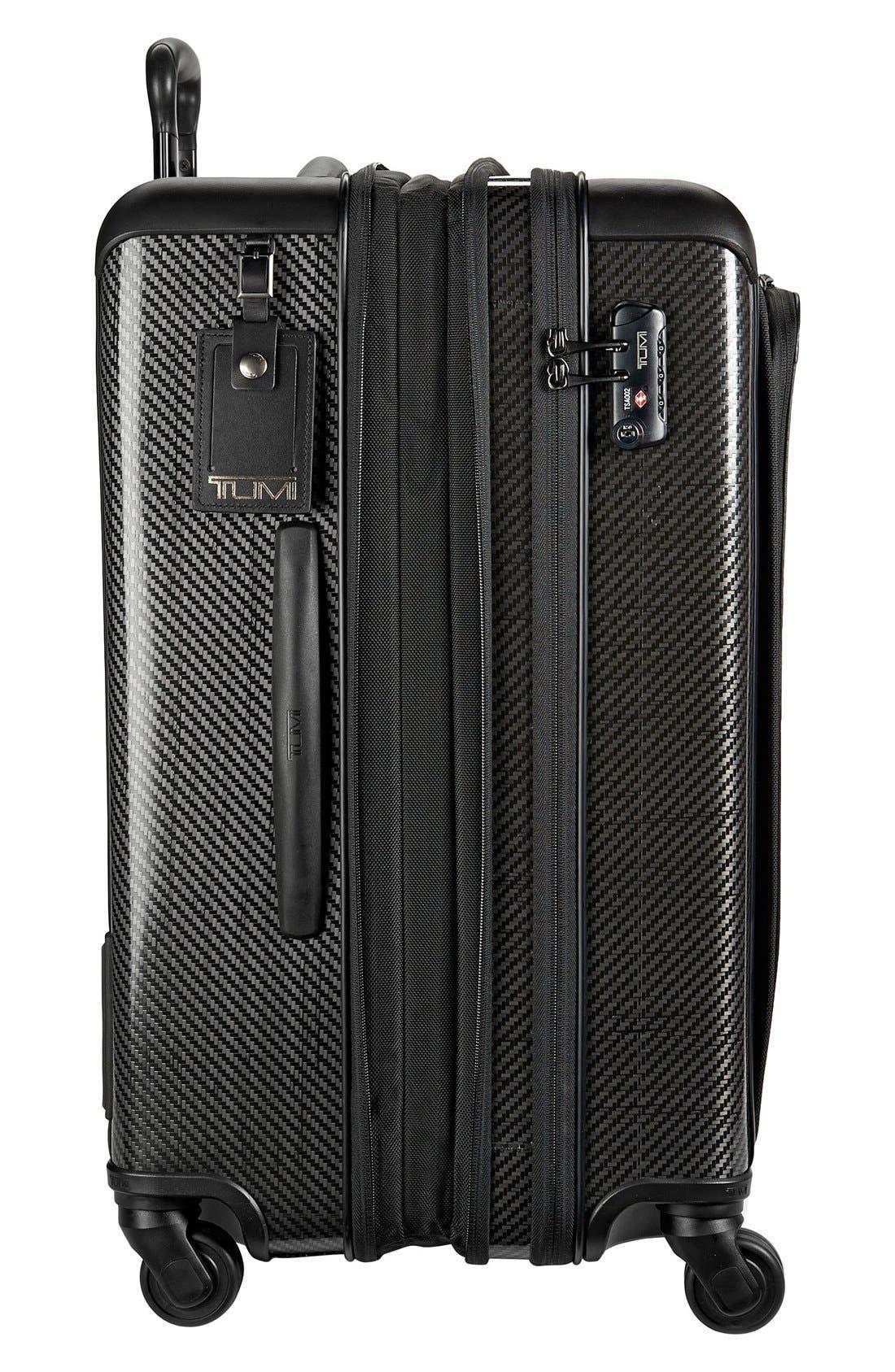 Tegra-Lite<sup>®</sup> Max Medium Trip 26-Inch Rolling Packing Case,                             Alternate thumbnail 2, color,                             Black Graphite