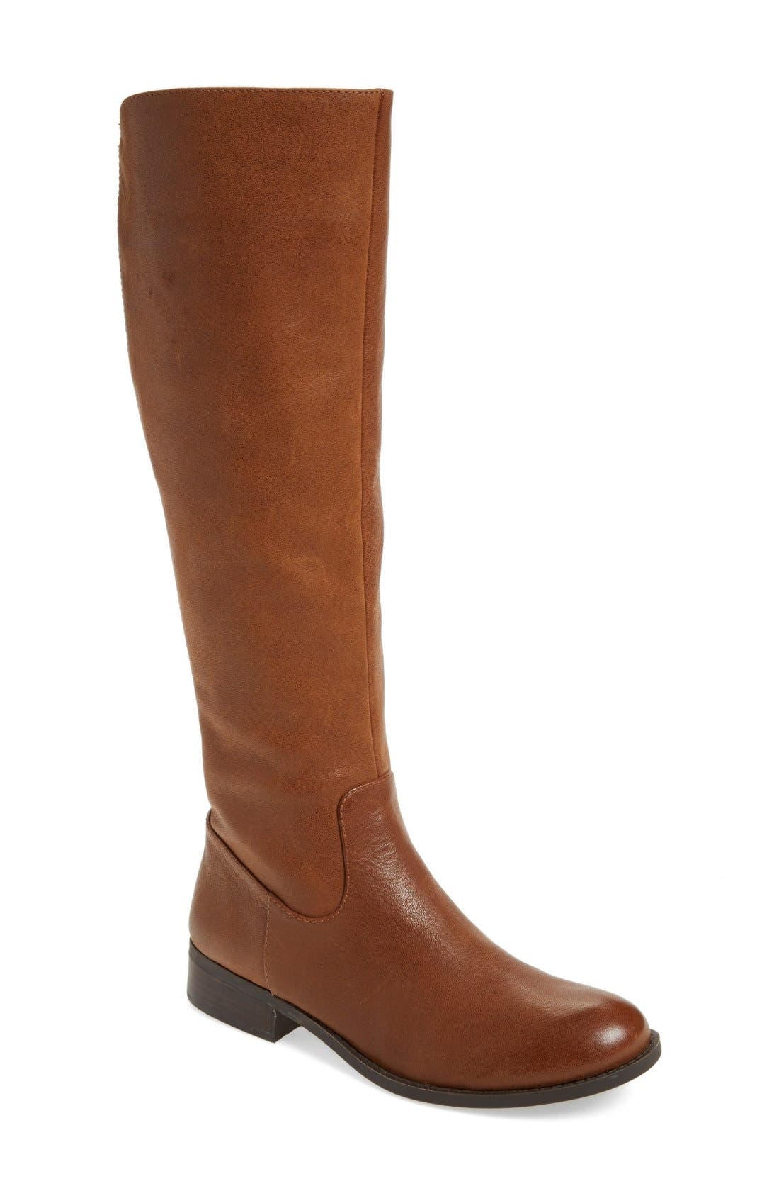 Alternate Image 1 Selected - Jessica Simpson 'Ressie' Riding Boot (Women)