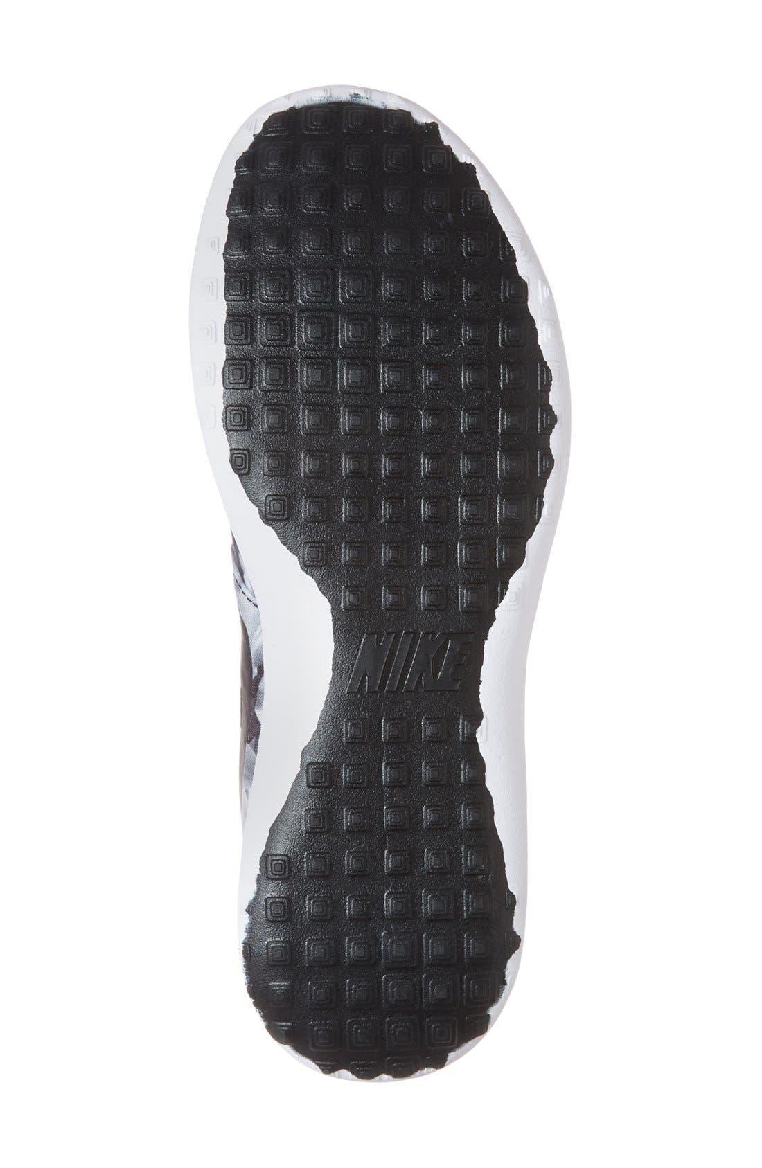 Juvenate Sneaker,                             Alternate thumbnail 6, color,                             Black/ Black/ White