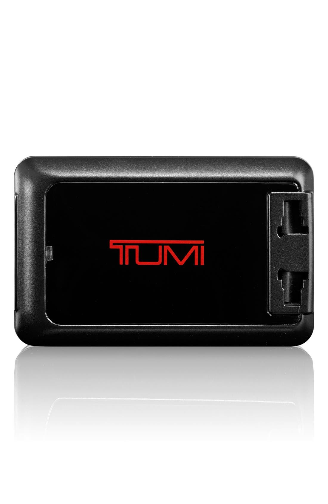 TUMI 4 Port USB Travel Adaptor