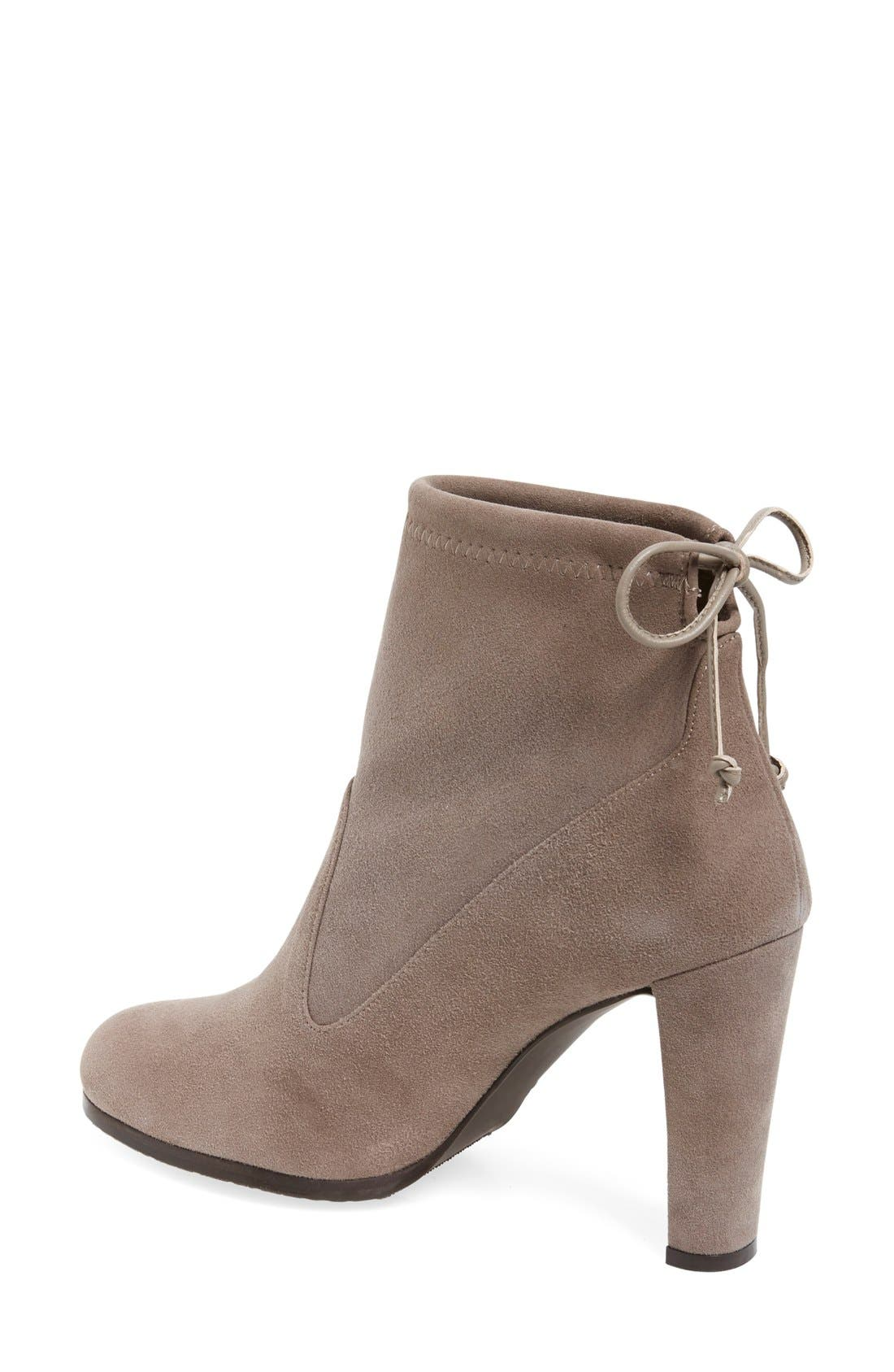 'Perfection' Bootie,                             Alternate thumbnail 2, color,                             Topo Suede