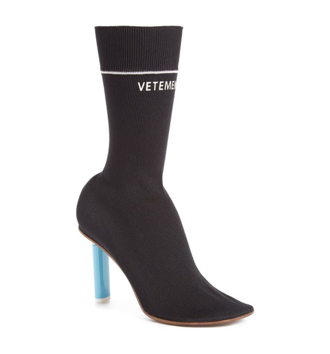 vetements sock boots