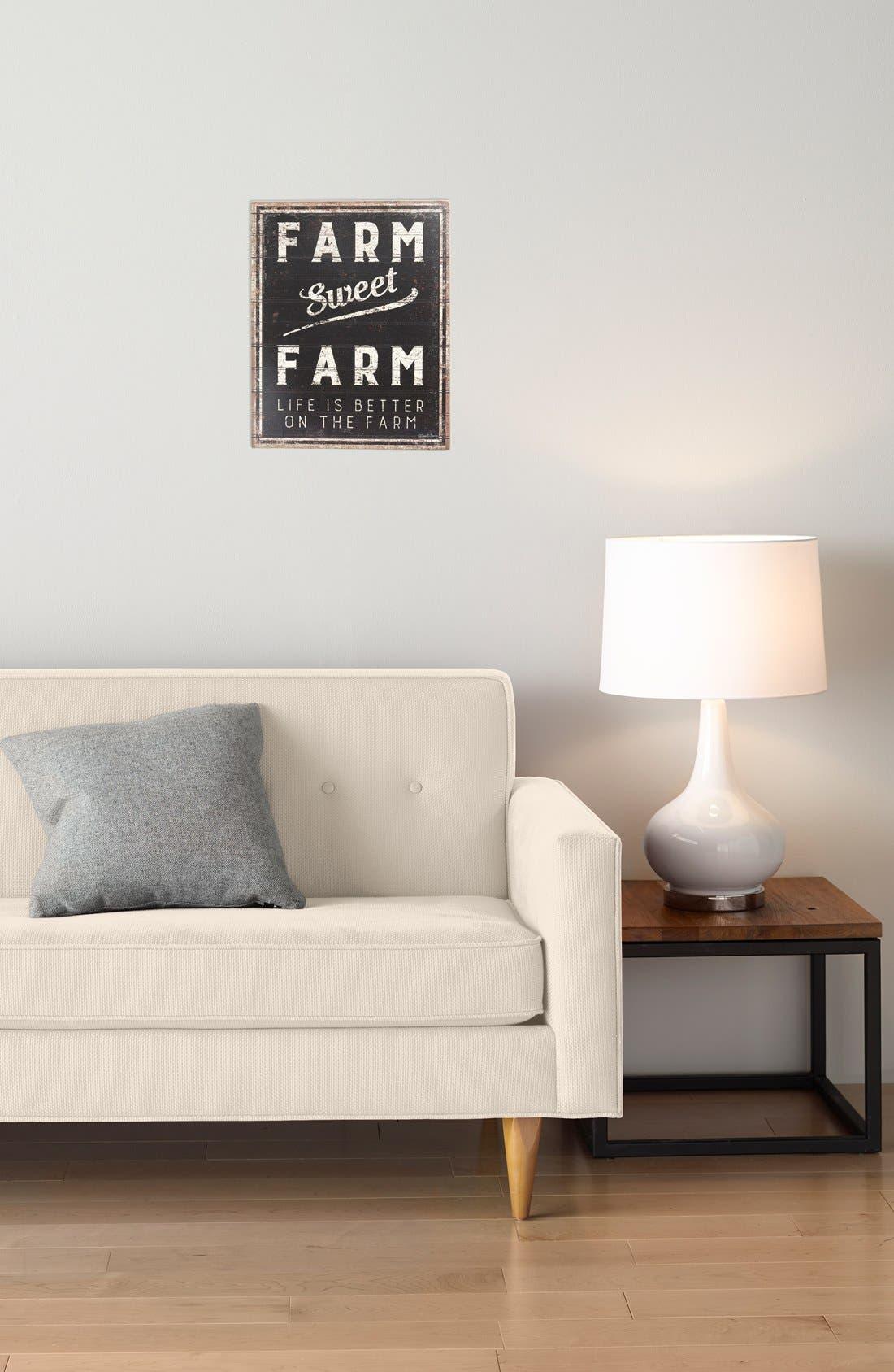 Alternate Image 3  - Primitives by Kathy 'Farm Sweet Farm' Box Sign