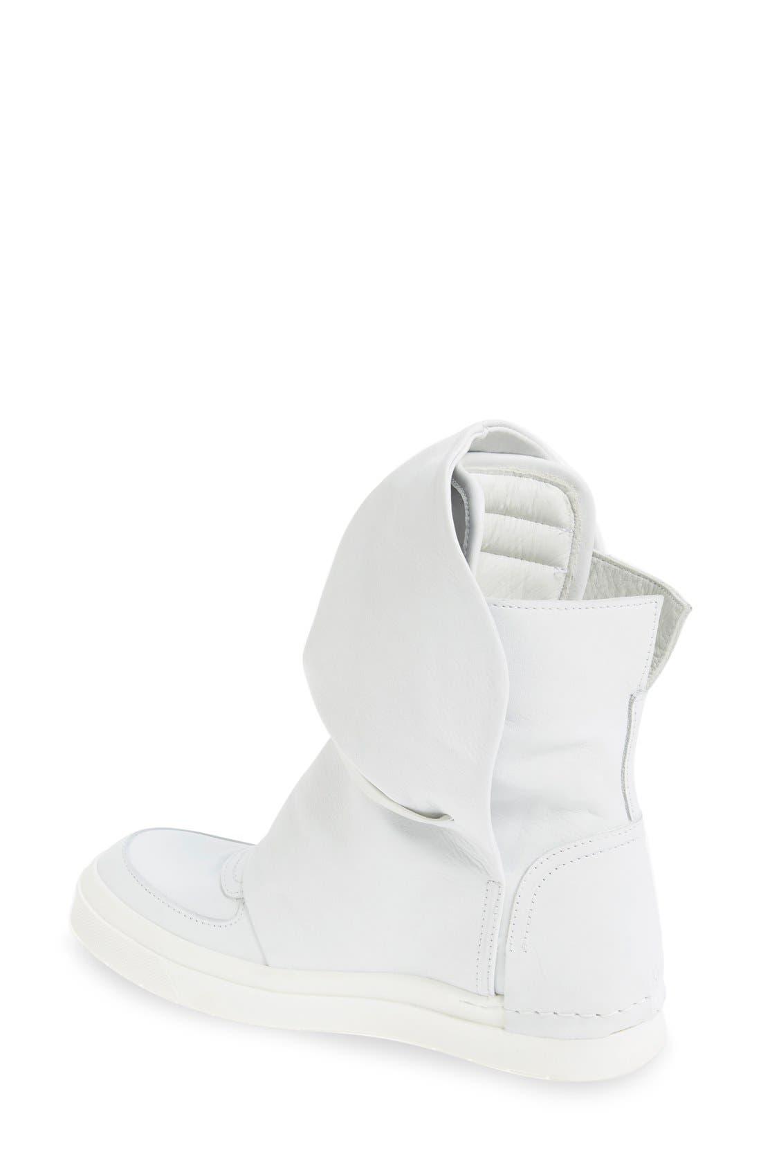 Alternate Image 2  - CA by CINZIA ARAIA Hidden Wedge Sneaker Boot (Women)