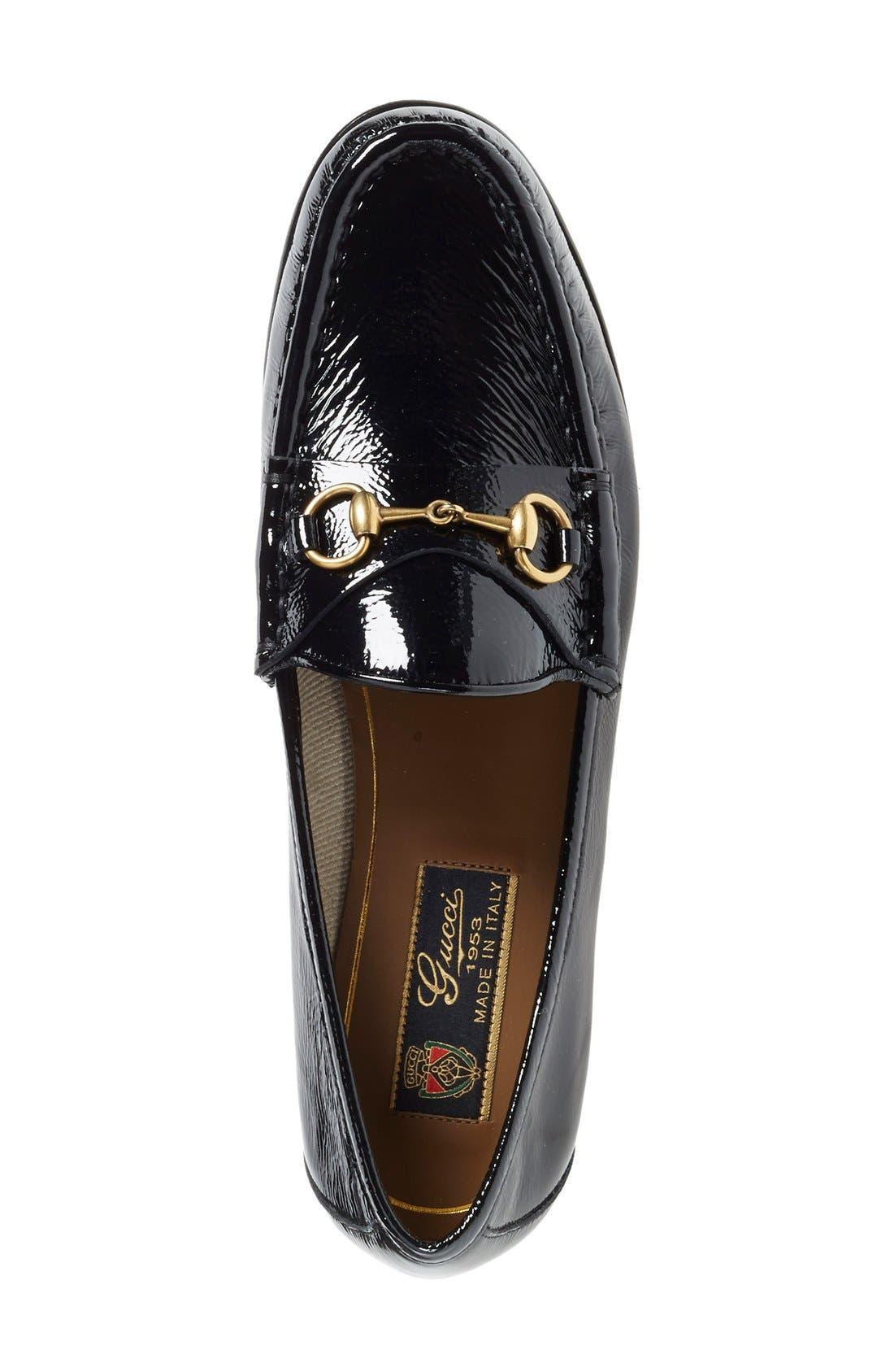 Alternate Image 3  - Gucci 'Frame' Loafer (Women)