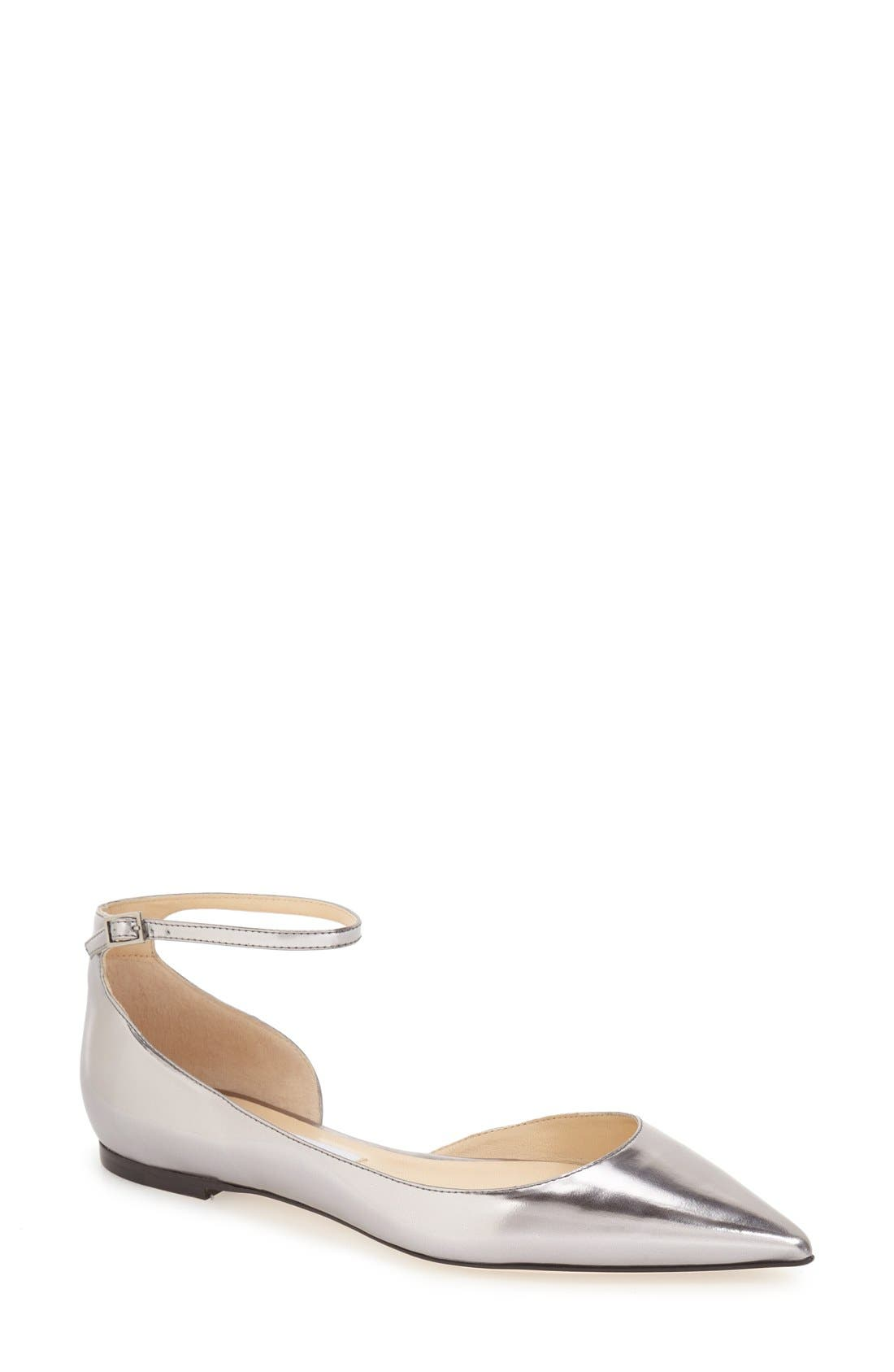 Alternate Image 1 Selected - Jimmy Choo 'Lucy' Flat (Women)