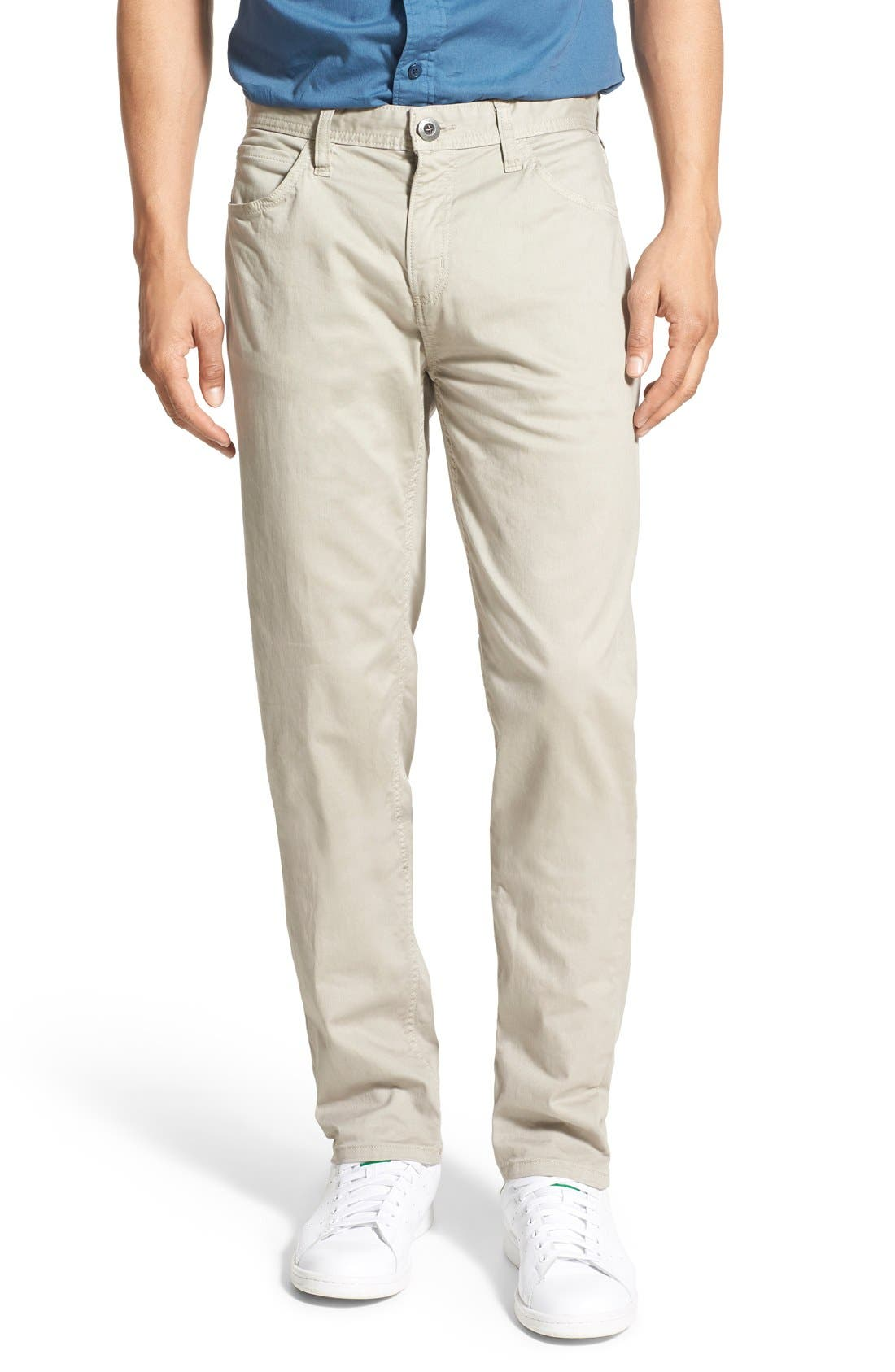 'Silverlake' Pants,                         Main,                         color, Bone