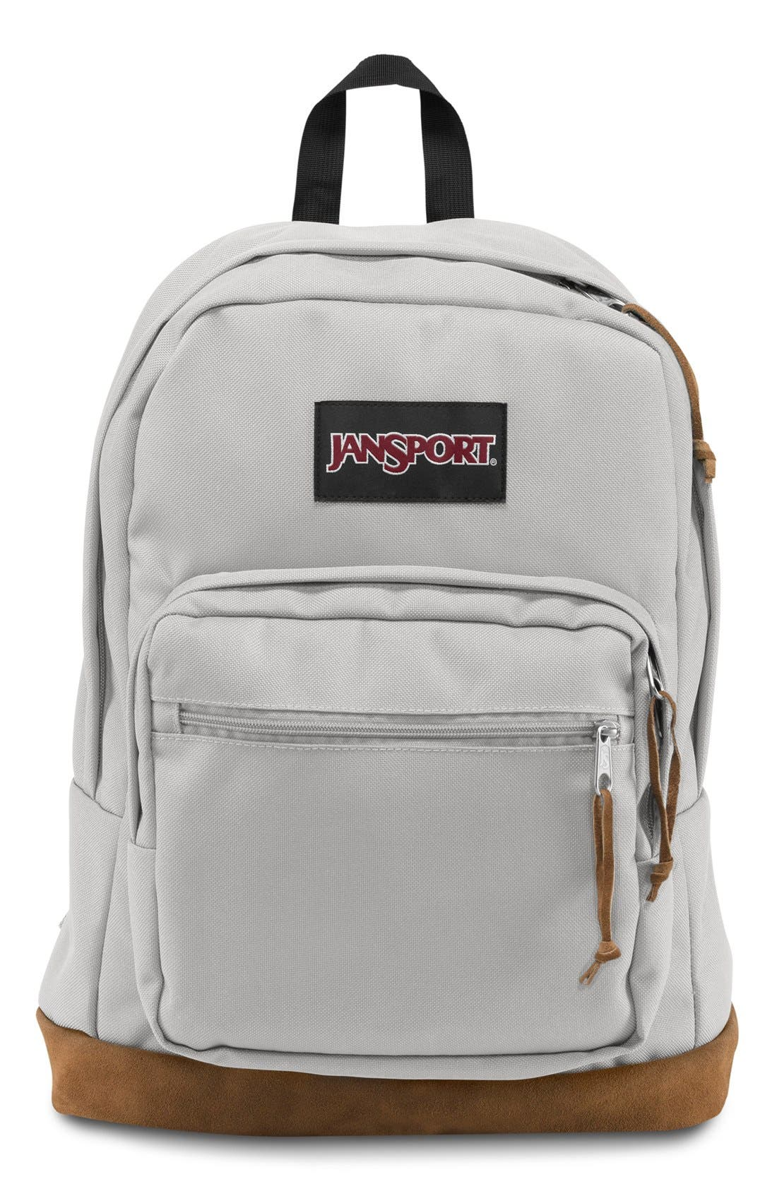 'Right Pack' Backpack,                         Main,                         color, Grey