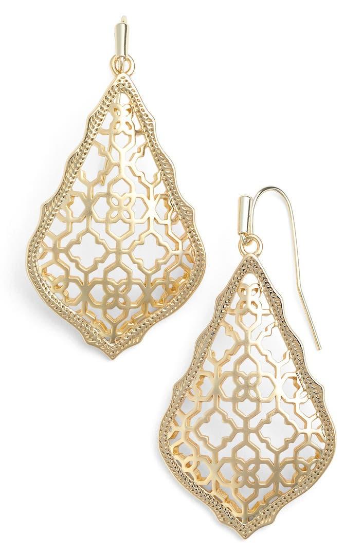 Kendra scott 39 addie 39 drop earrings nordstrom for Baby jewelry near me