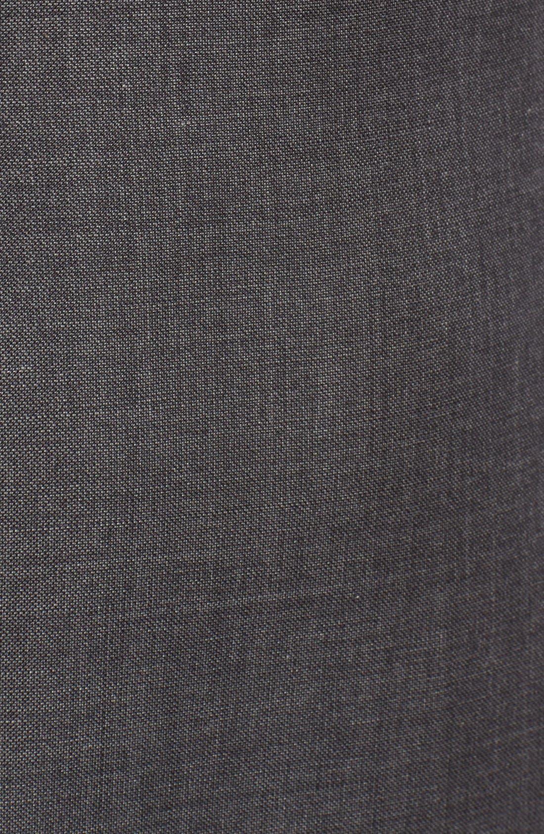 Alternate Image 6  - Classiques Entier® V-Neck Superfine Wool Sheath Dress