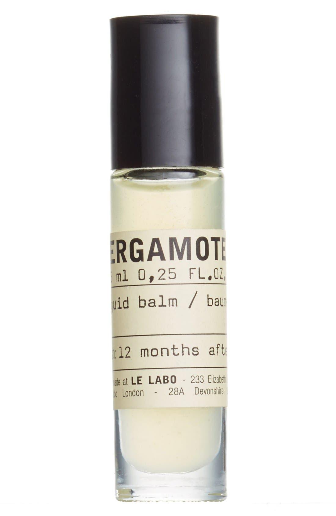 Le Labo 'Bergamote 22' Liquid Balm