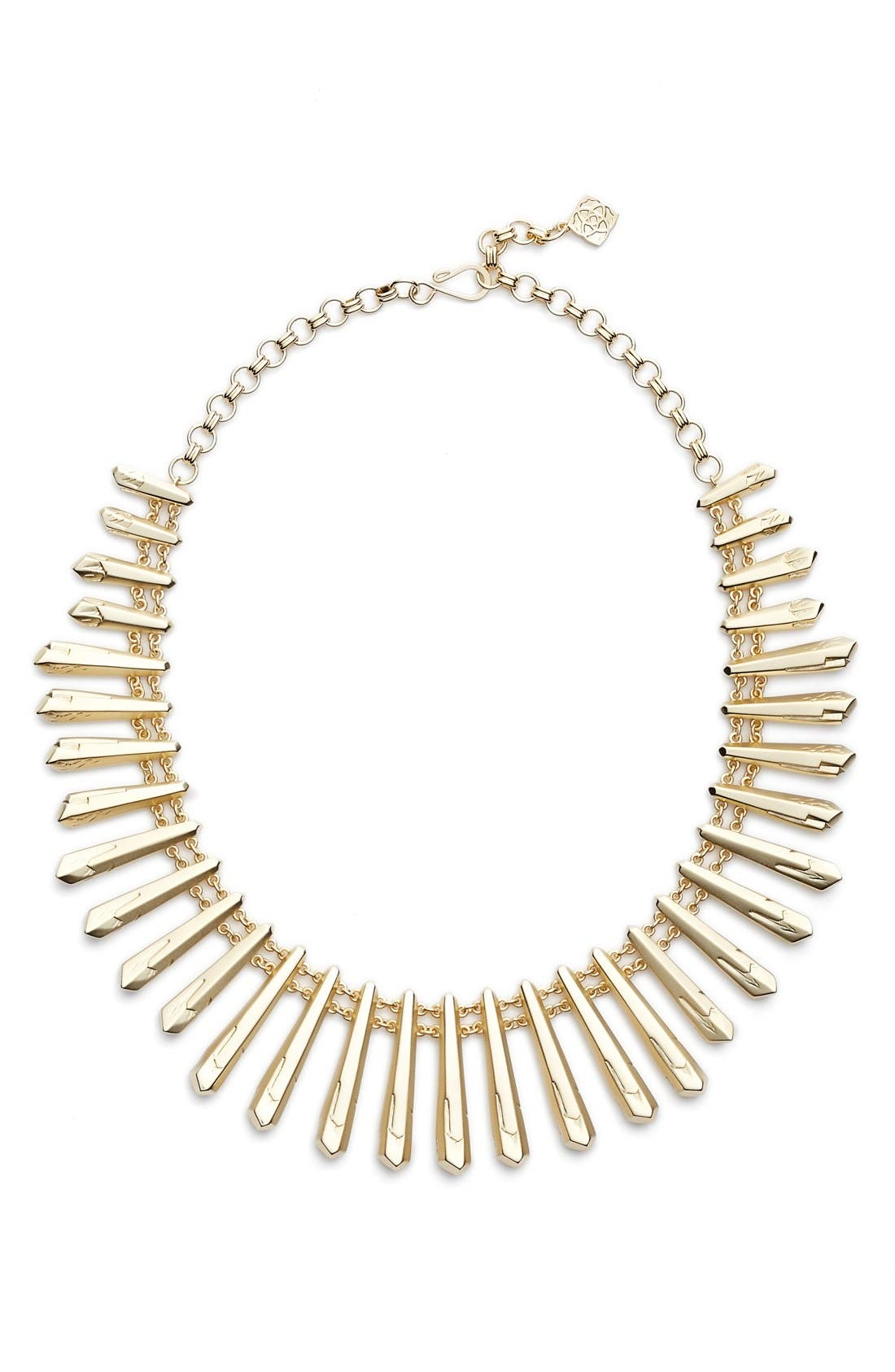 Alternate Image 1 Selected - Kendra Scott 'Jill' Collar Necklace