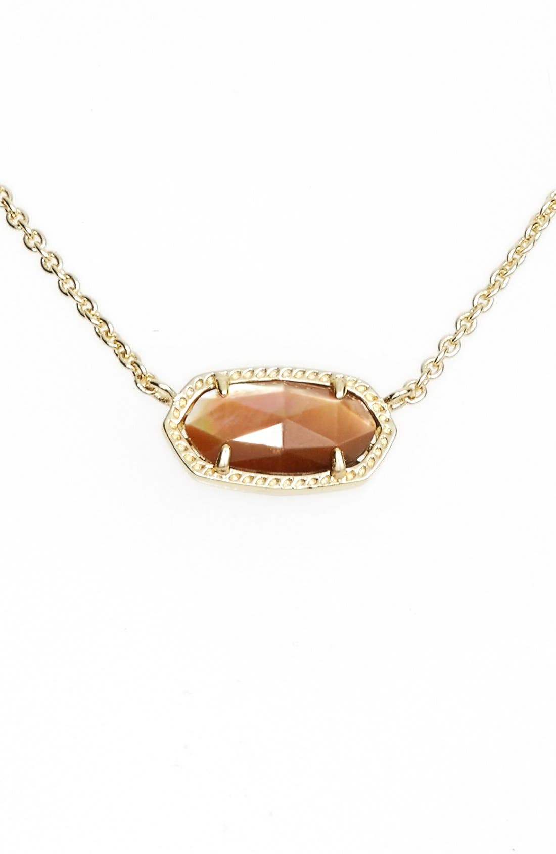 Main Image - Kendra Scott 'Elisa' Pendant Necklace