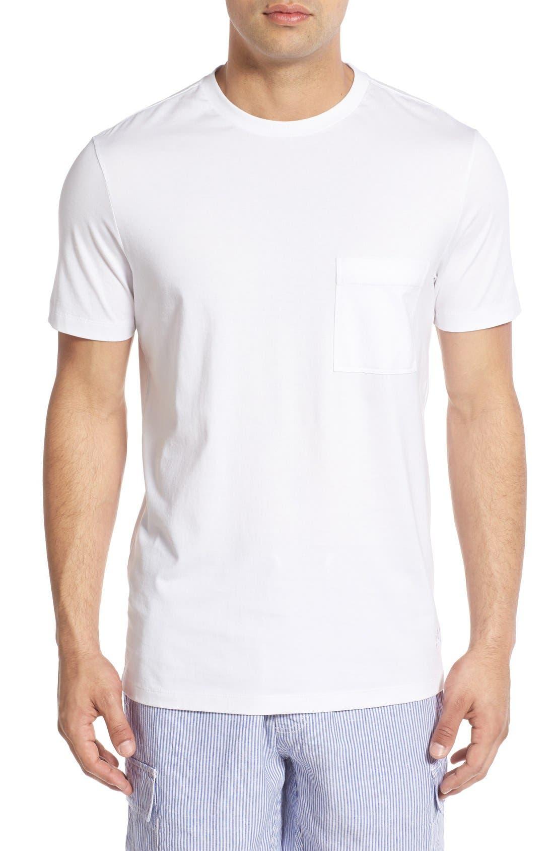 Alternate Image 1 Selected - Vilebrequin Pocket T-Shirt