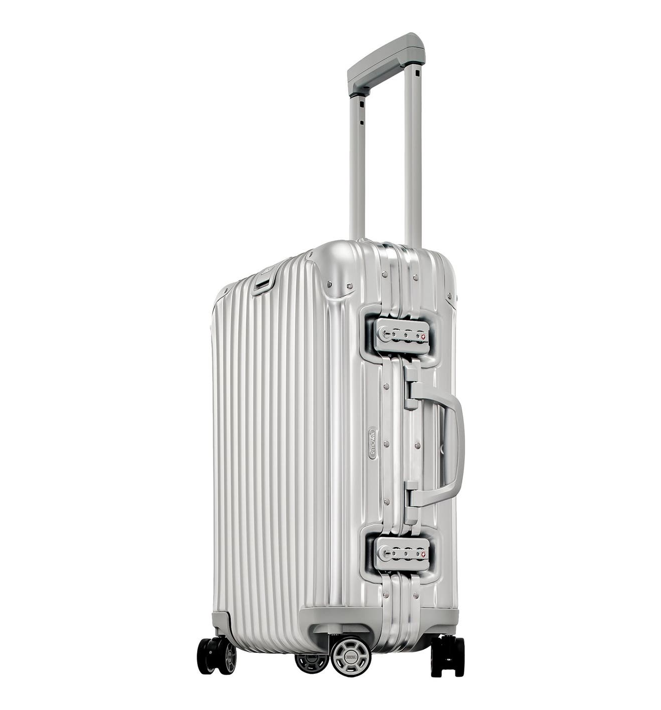 topas vip rimowa cabin multiwheel side cabins luggage
