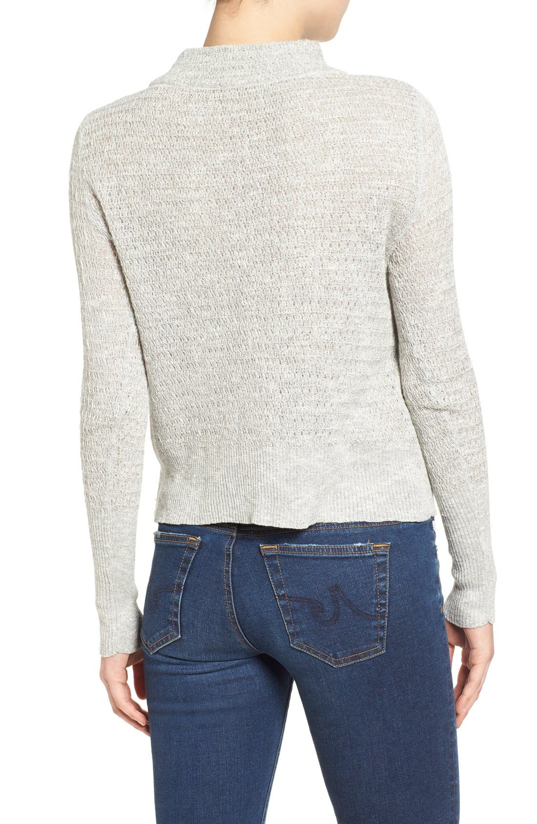 Alternate Image 2  - Free People Crossover Sweater