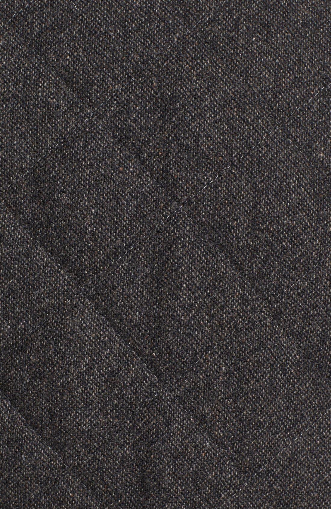 Alternate Image 5  - John W. Nordstrom Regular Fit Quilted Tweed Vest