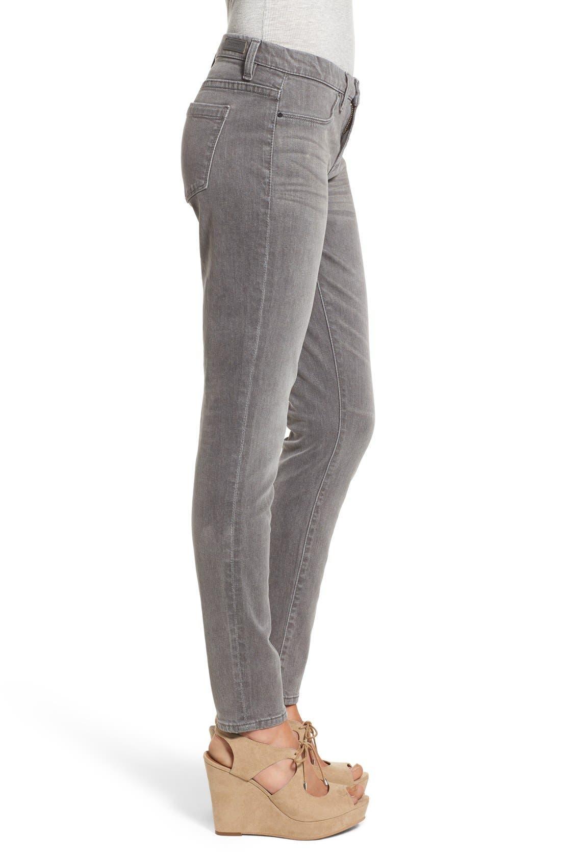 Alternate Image 3  - BLANKNYC Skinny Jeans (Fifty Shades)