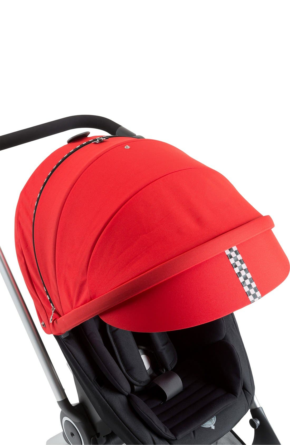 Scoot<sup>™</sup> V2 Style Kit,                             Alternate thumbnail 3, color,                             Racing Red