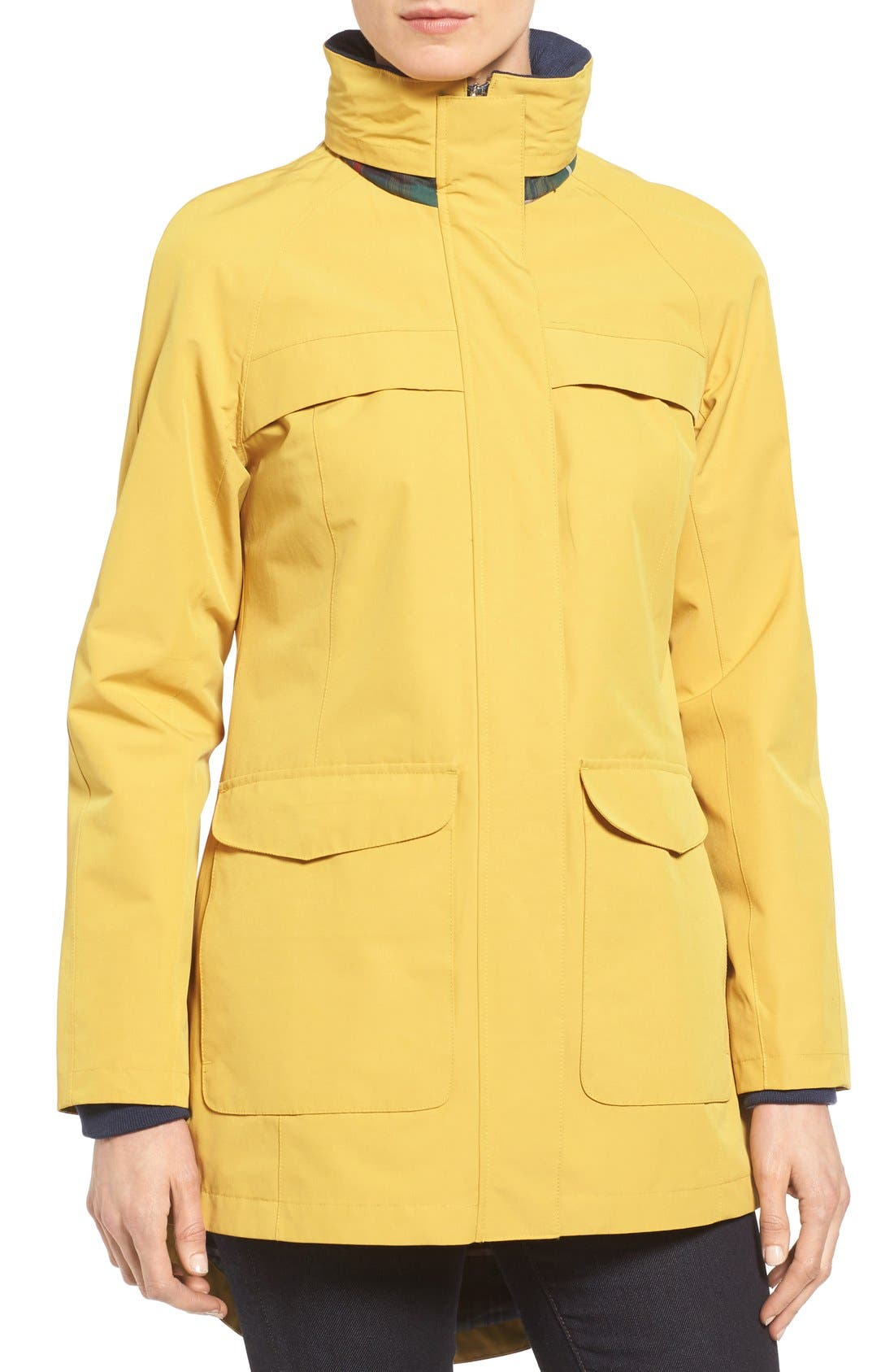Alternate Image 4  - Pendleton Hooded Raincoat