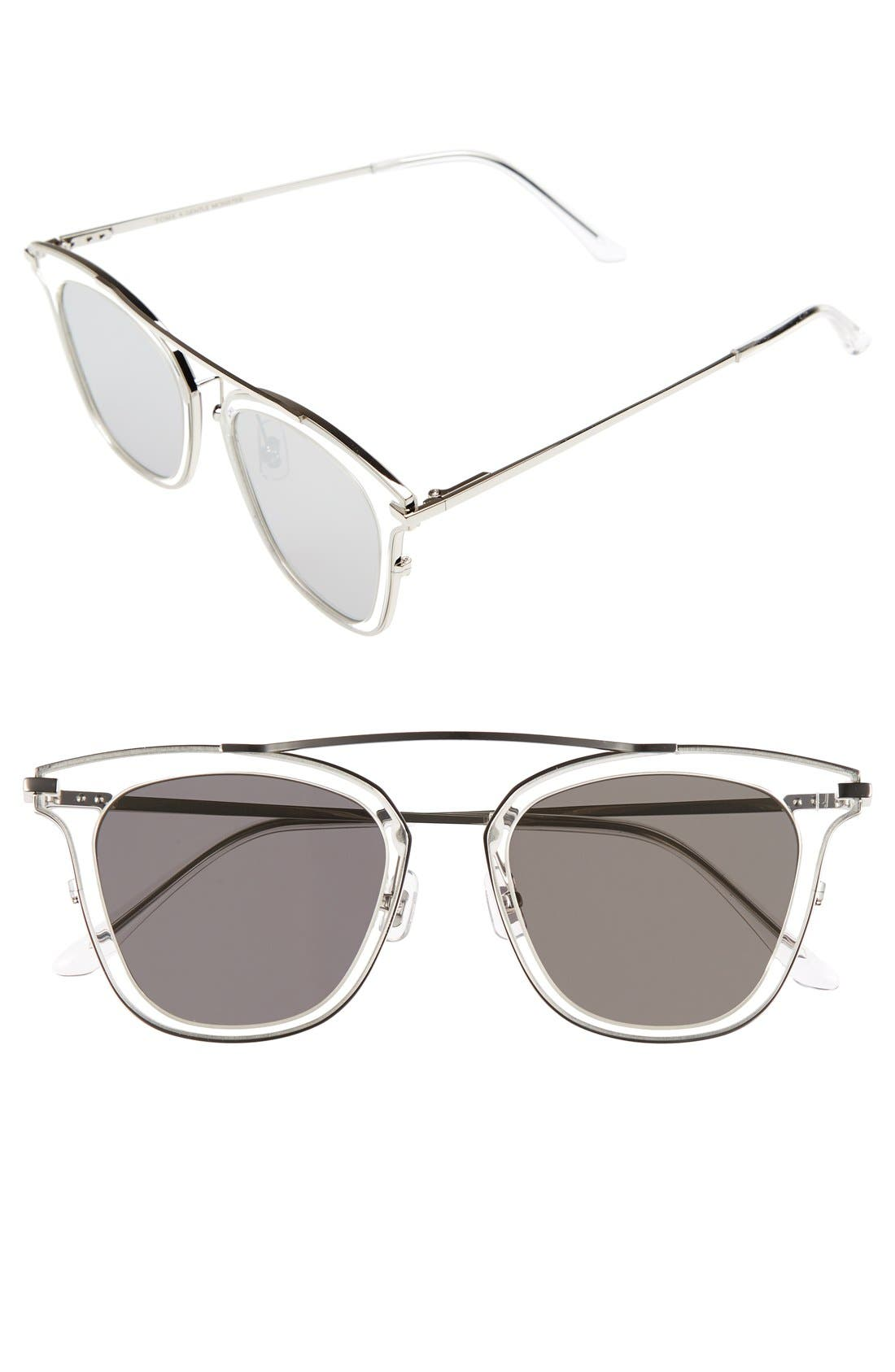 GENTLE MONSTER TOME x Gentle Monster Supernature 51mm Retro Sunglasses
