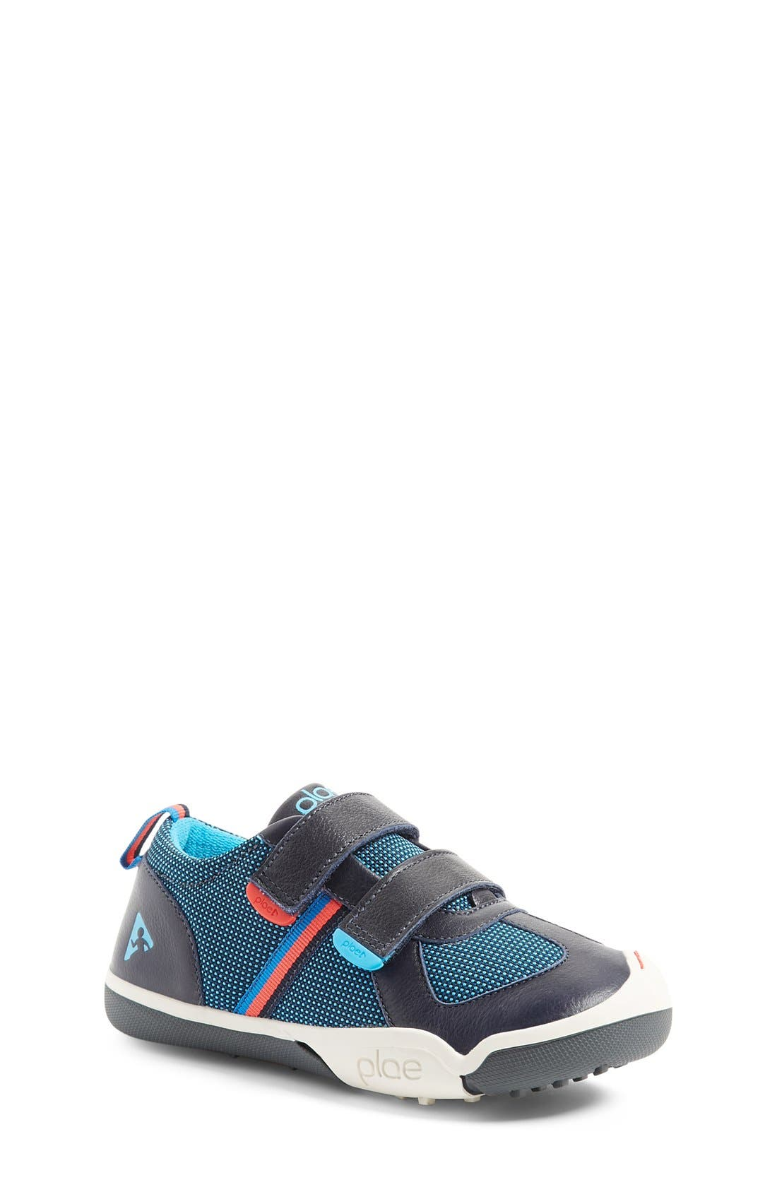 Alternate Image 1 Selected - PLAE Charlie Customizable Sneaker (Toddler, Little Kid & Big Kid)