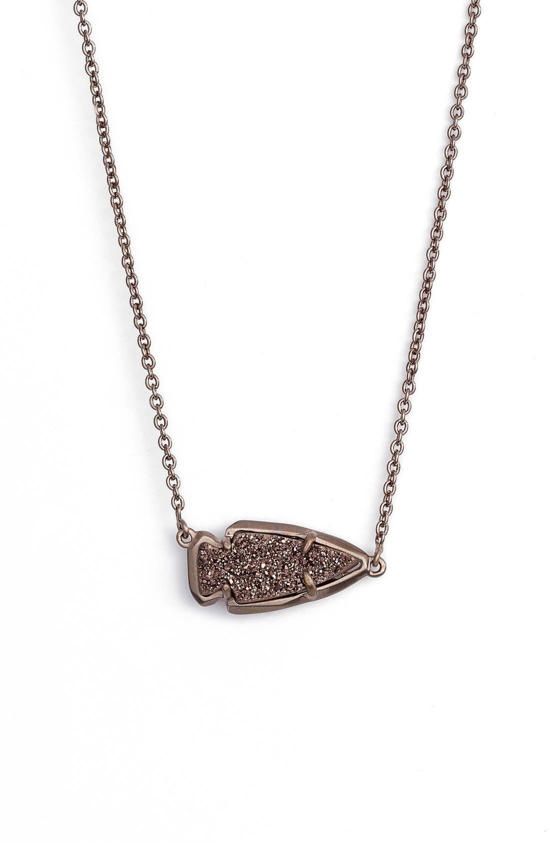 Alternate Image 1 Selected - Kendra Scott 'Kasey' Pendant Necklace