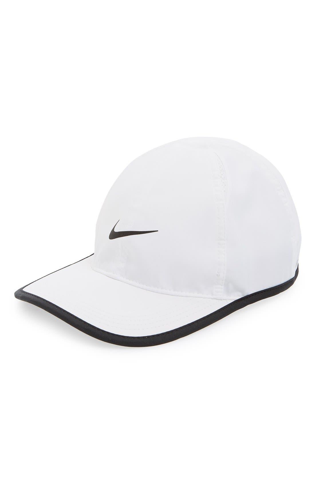 Alternate Image 1 Selected - Nike 'Featherlight' Baseball Cap
