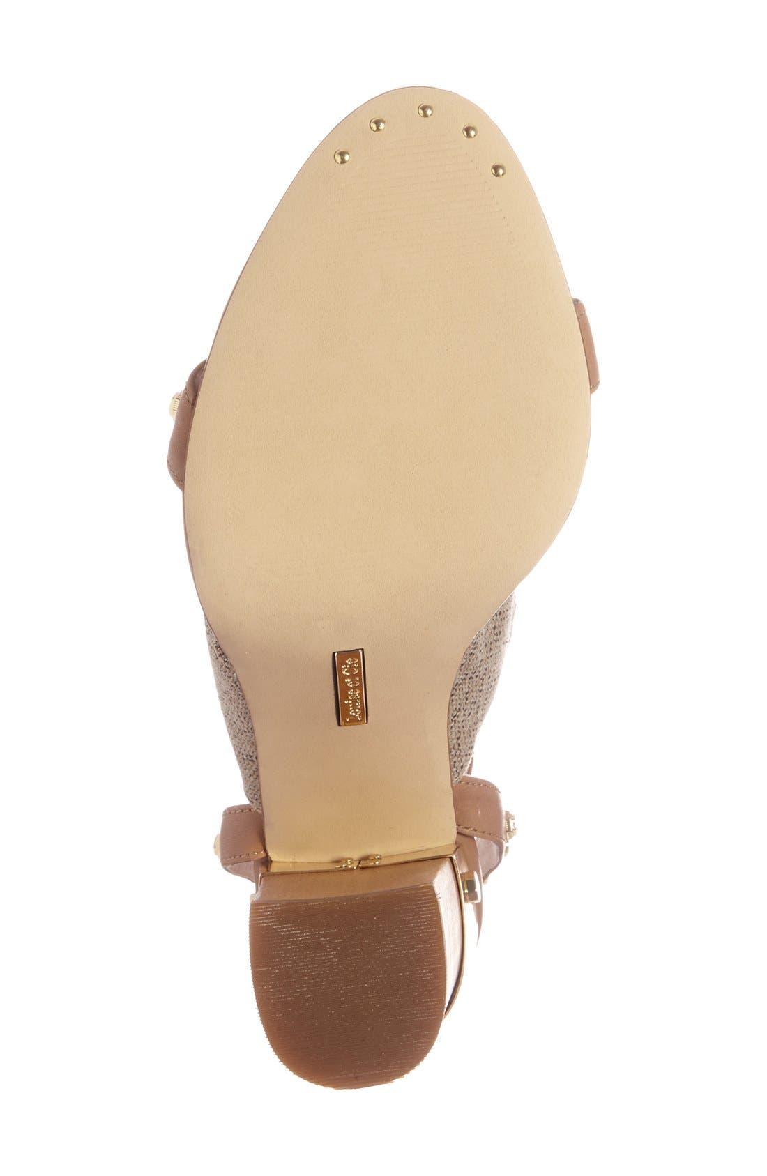Alternate Image 4  - Louise et Cie 'Kellyn' Studded Sandal (Women)