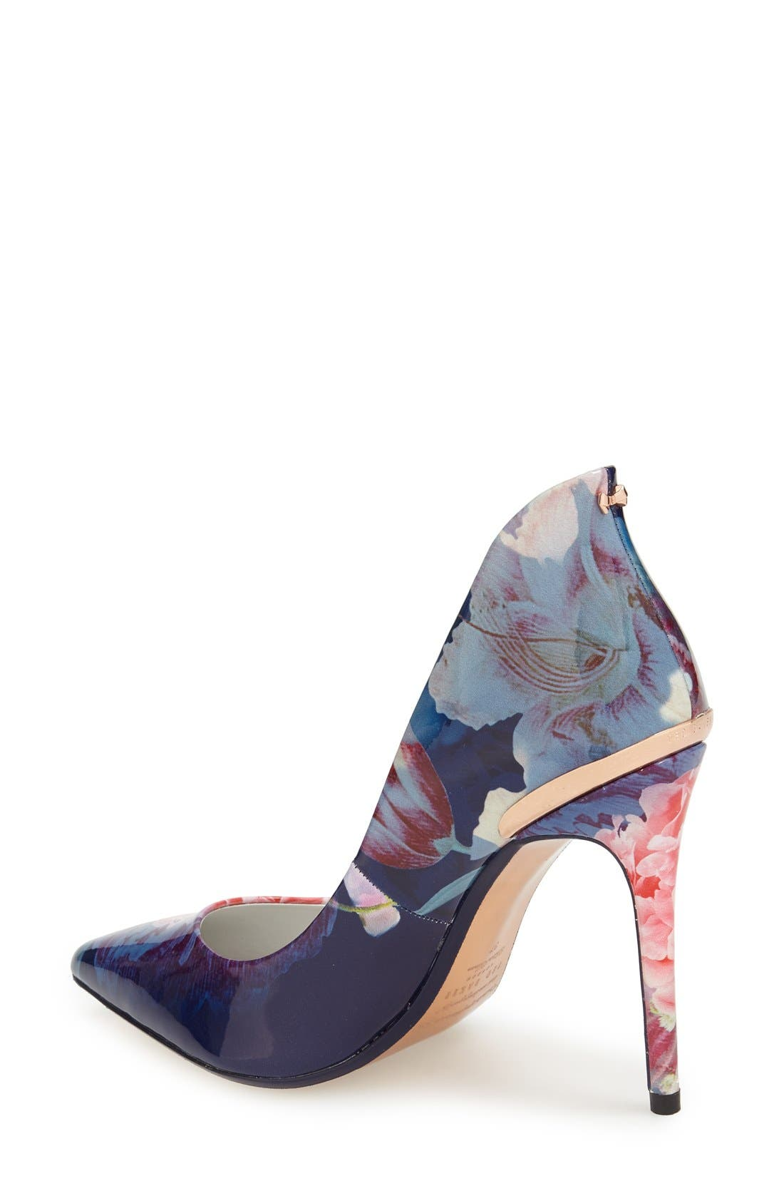 Alternate Image 2  - Ted Baker London 'Savenniers 2' Pointy Toe Pump (Women)