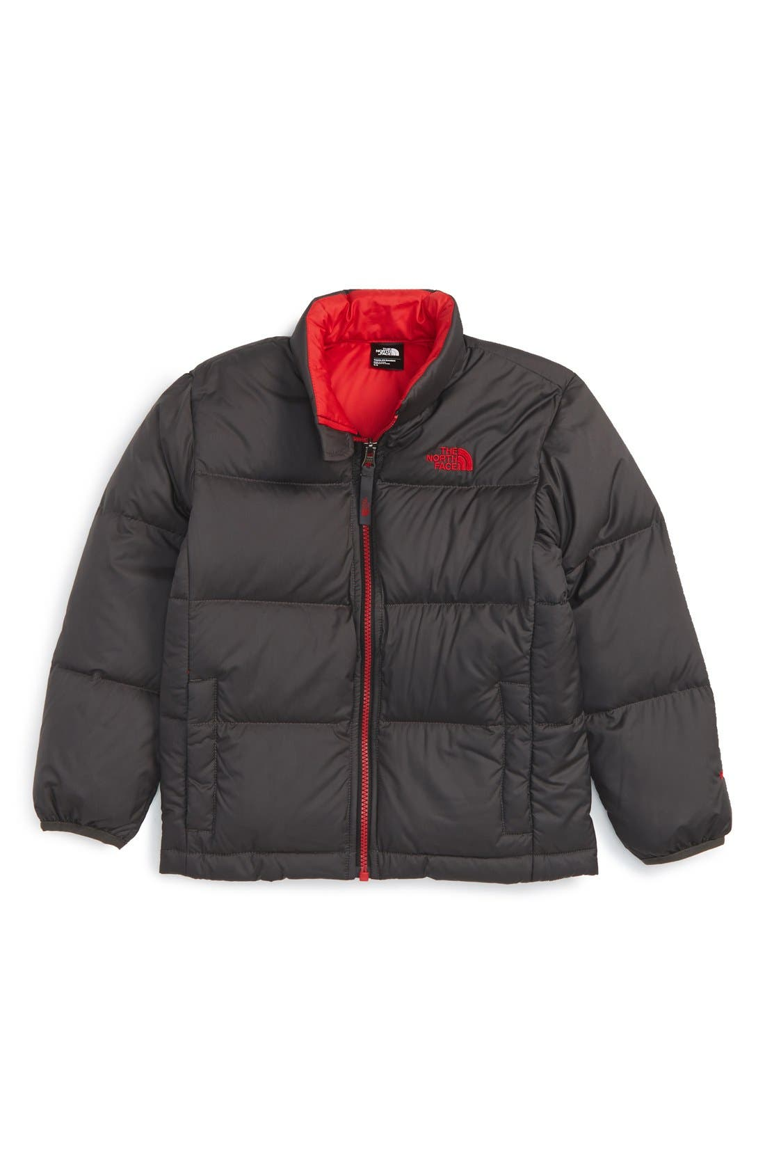 The North Face 'Andes' Down Jacket (Toddler Boys & Little Boys)