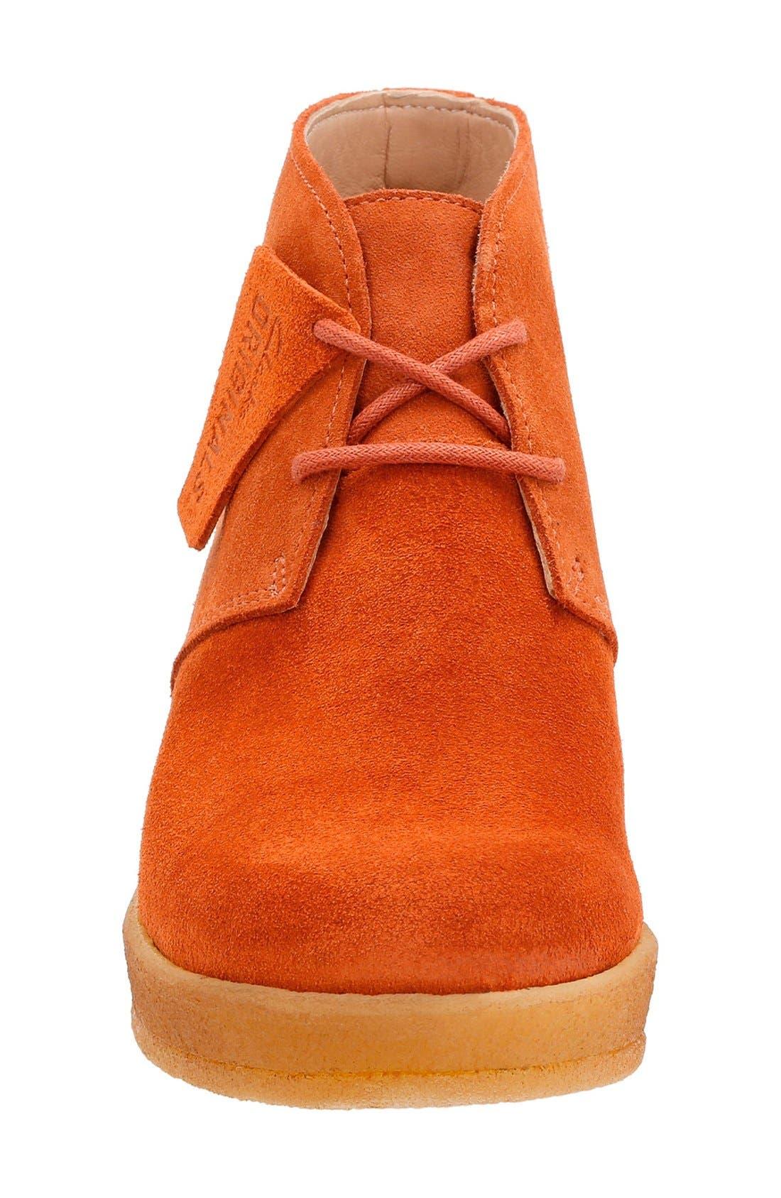 Alternate Image 3  - Clarks® Originals 'Athie Terra' Wedge Boot (Women)
